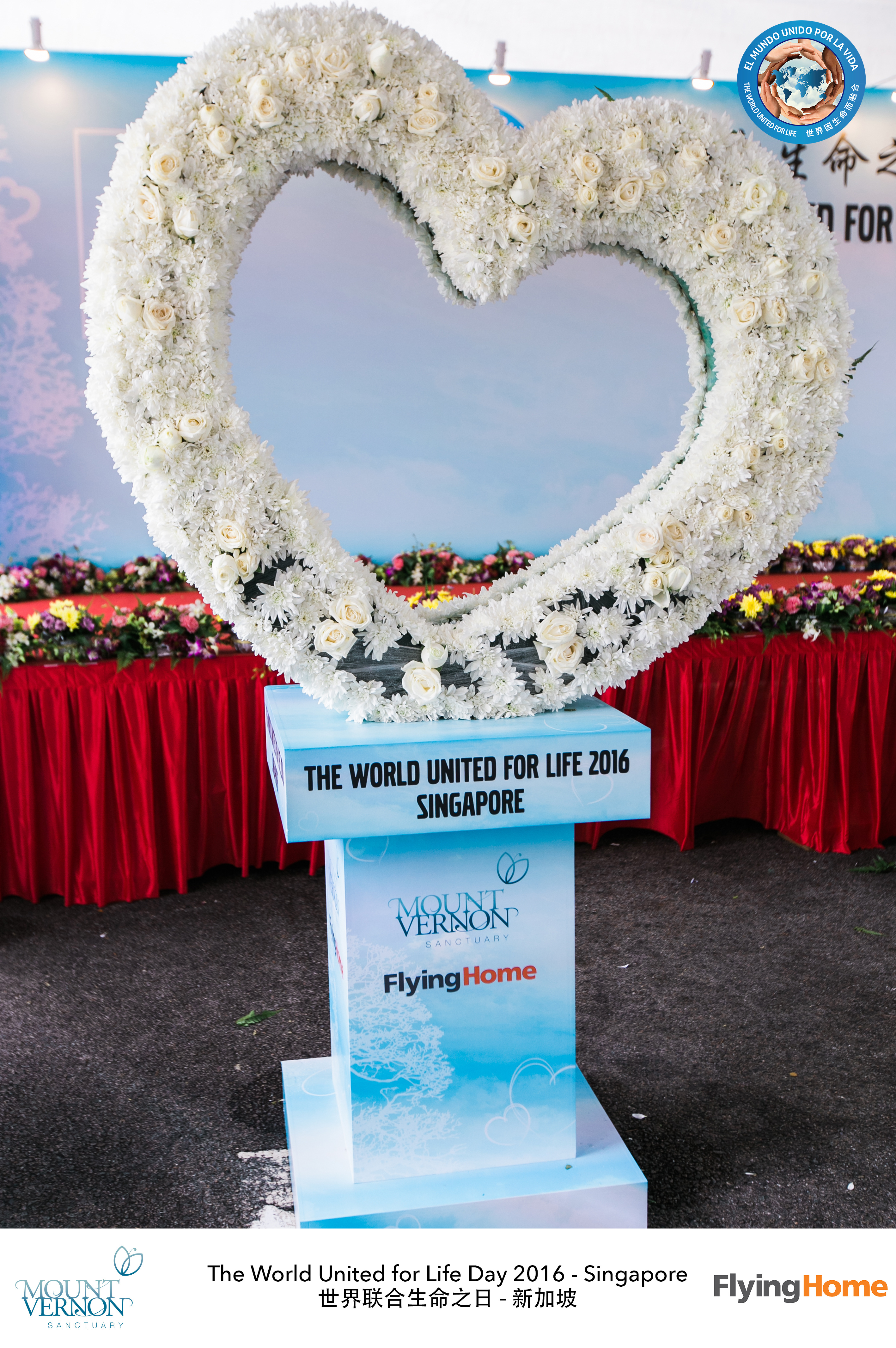 The World United For Life Day 2016 01