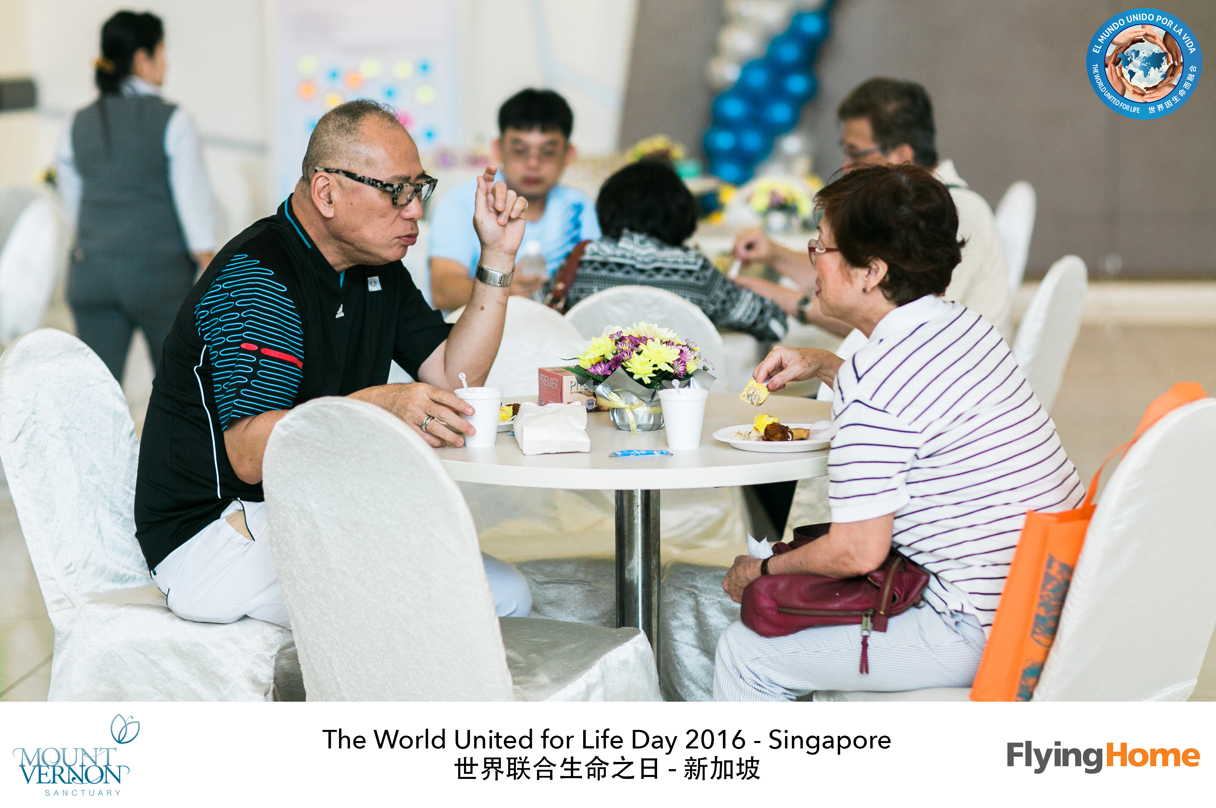 The World United For Life Day 2016 12
