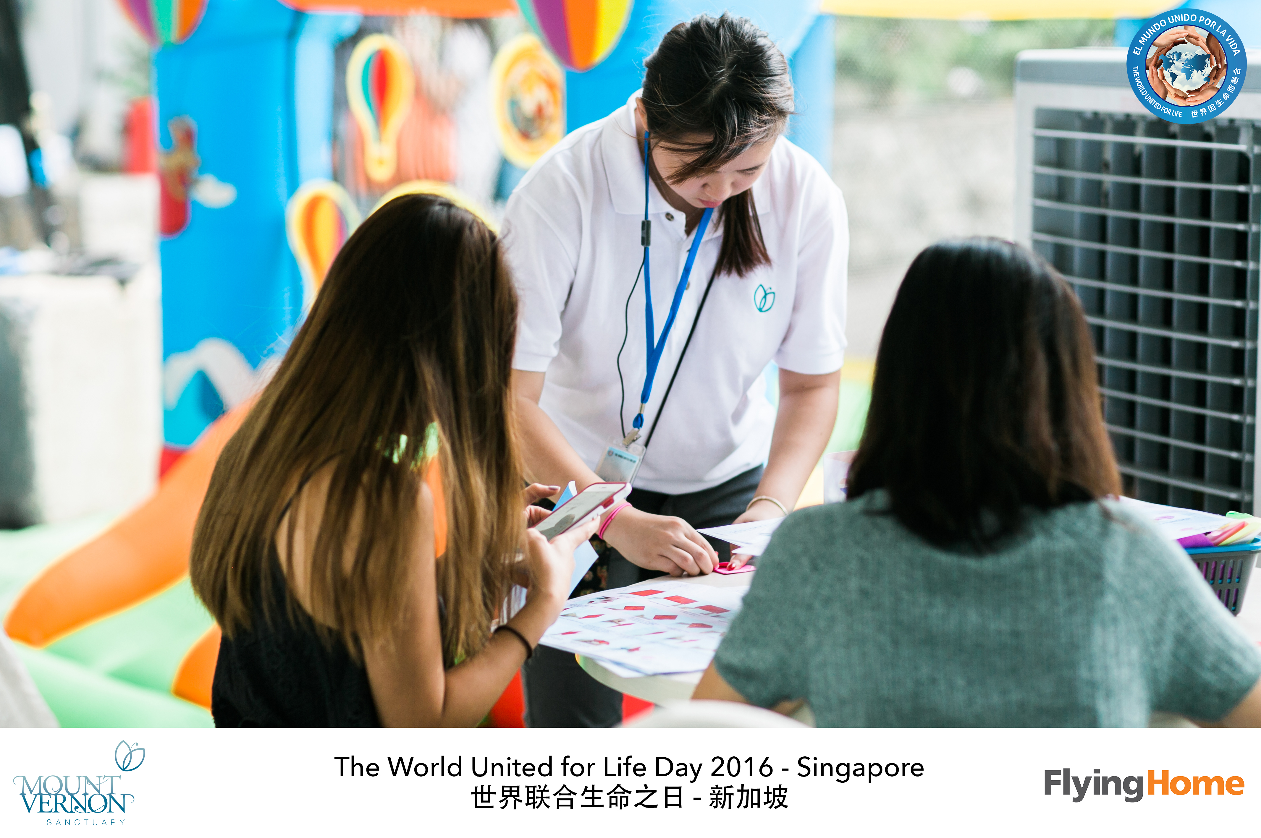 The World United For Life Day 2016 15