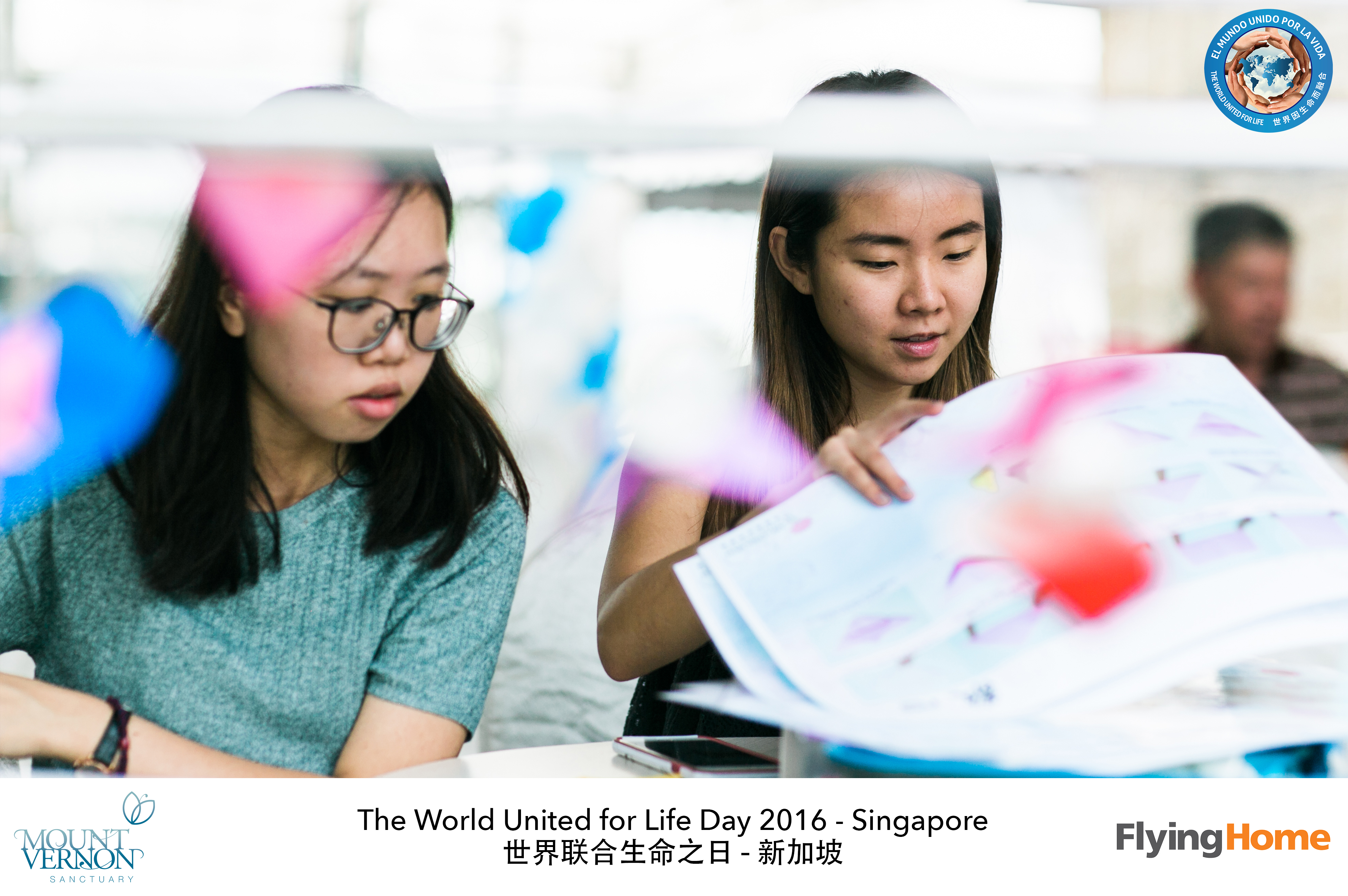 The World United For Life Day 2016 16