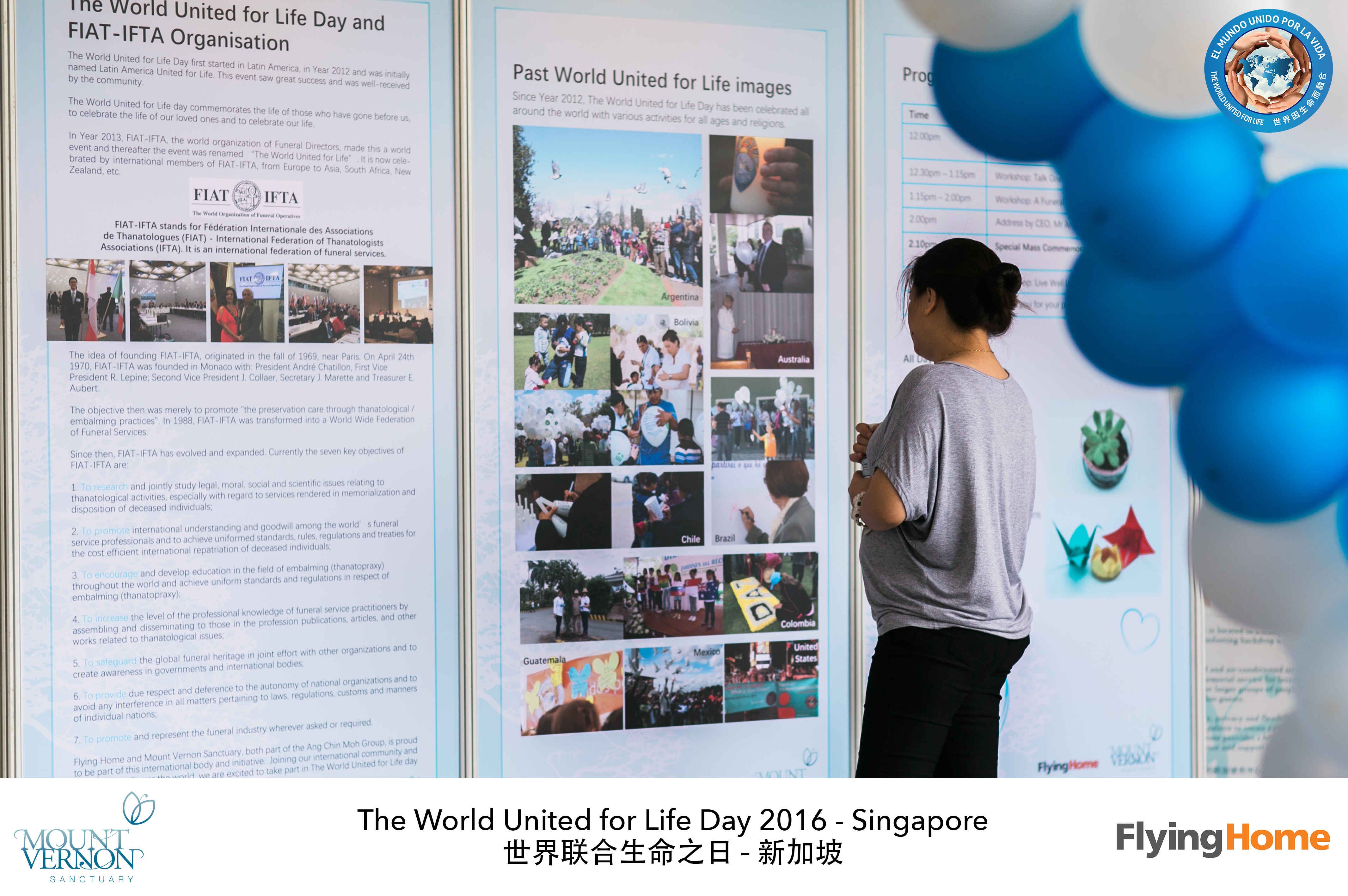 The World United For Life Day 2016 20