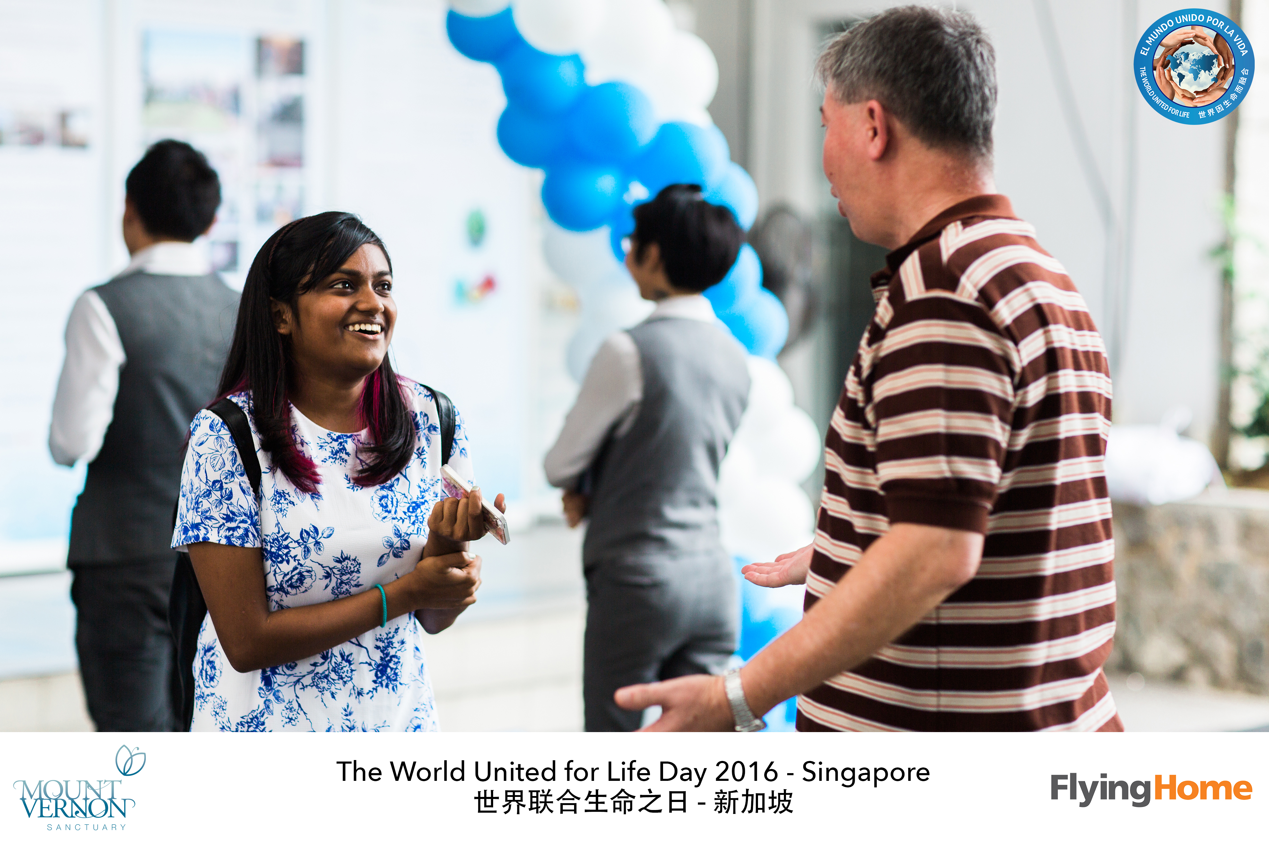 The World United For Life Day 2016 53