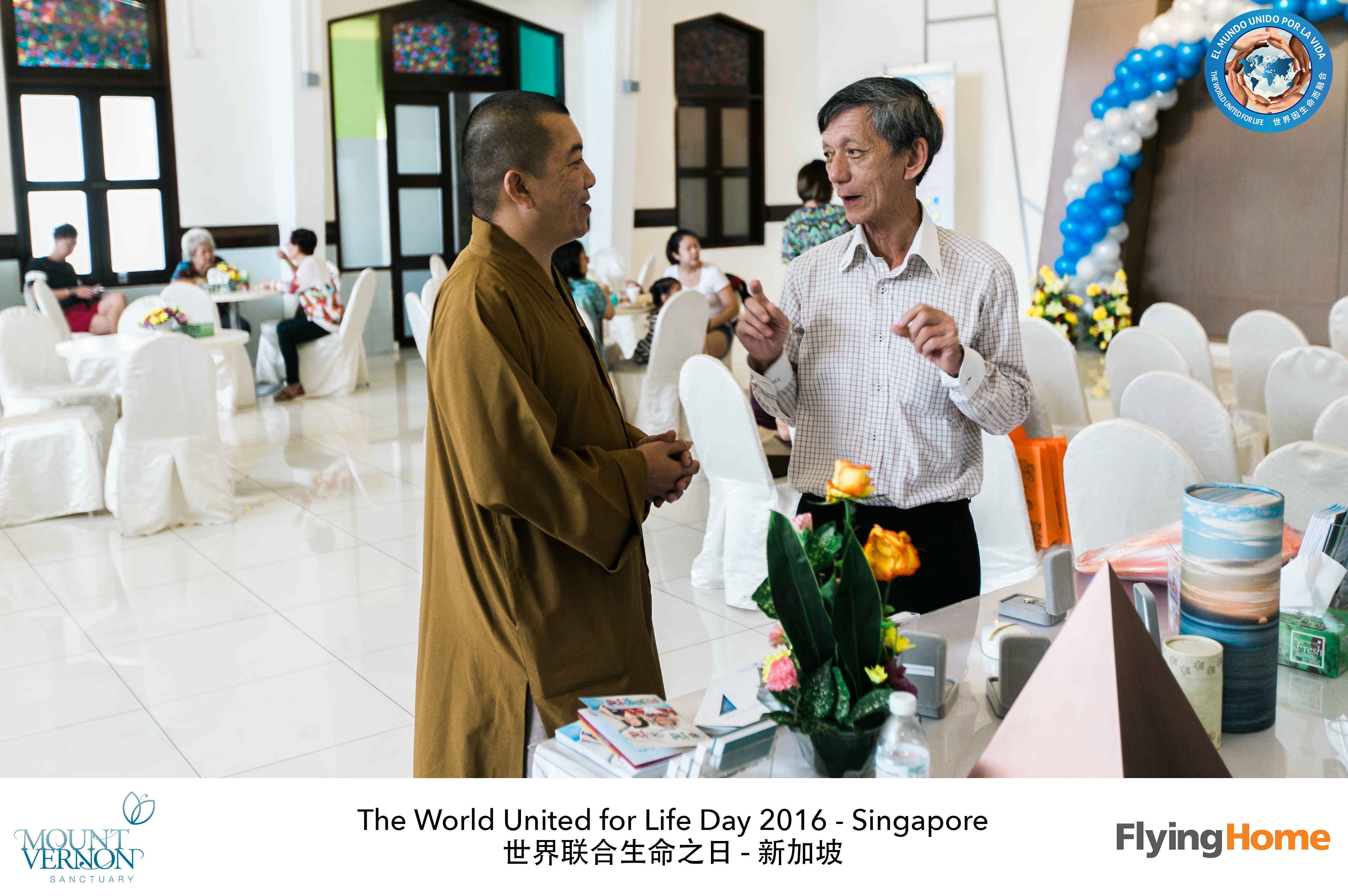 The World United For Life Day 2016 54