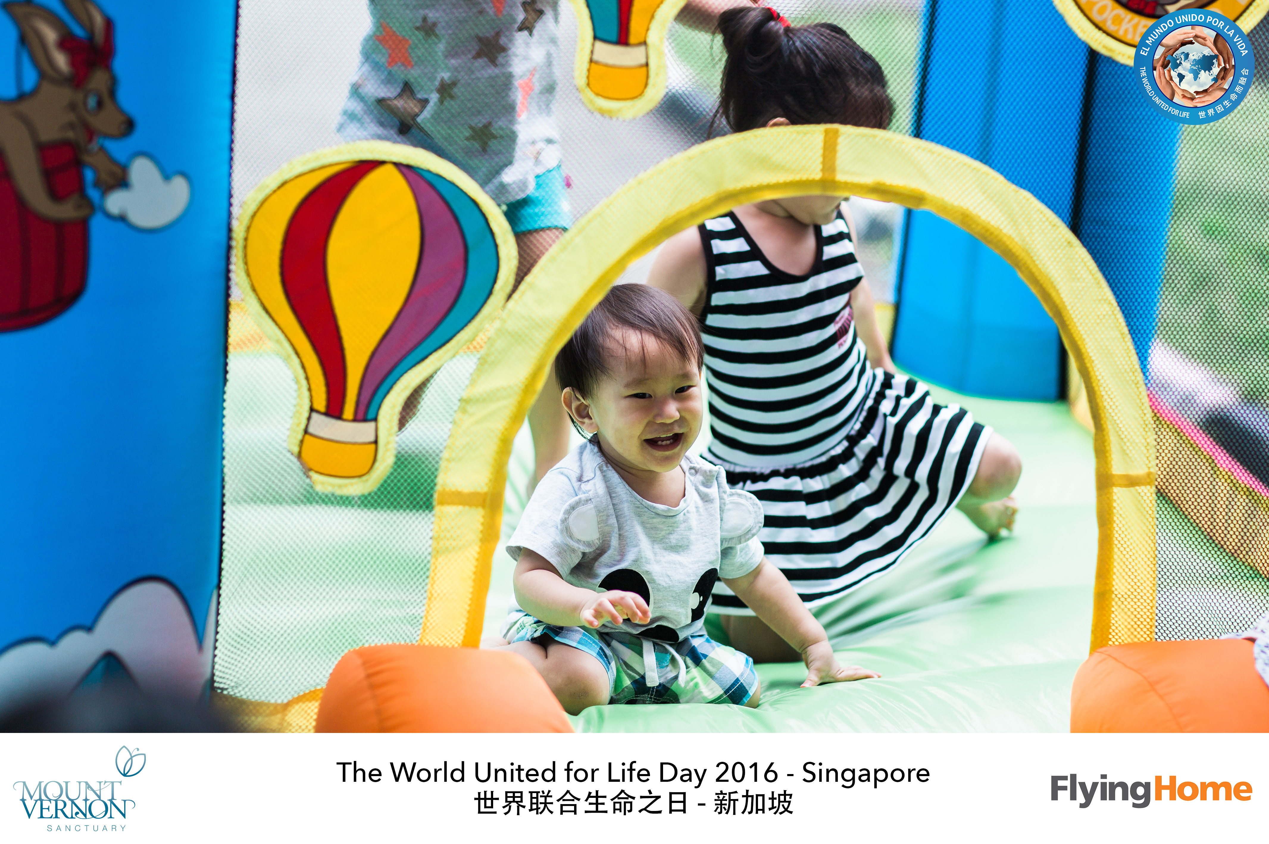 The World United For Life Day 2016 55