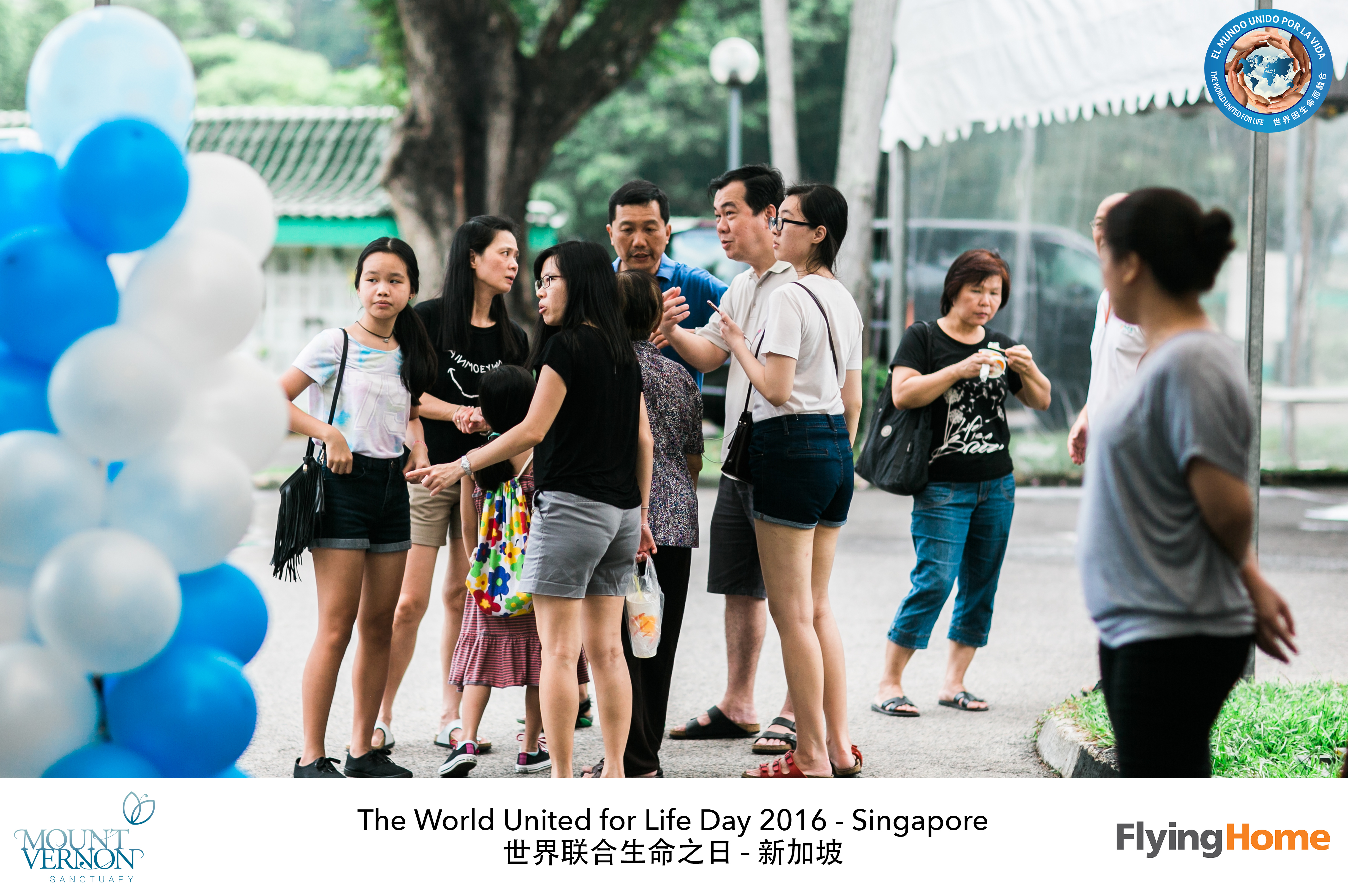 The World United For Life Day 2016 59