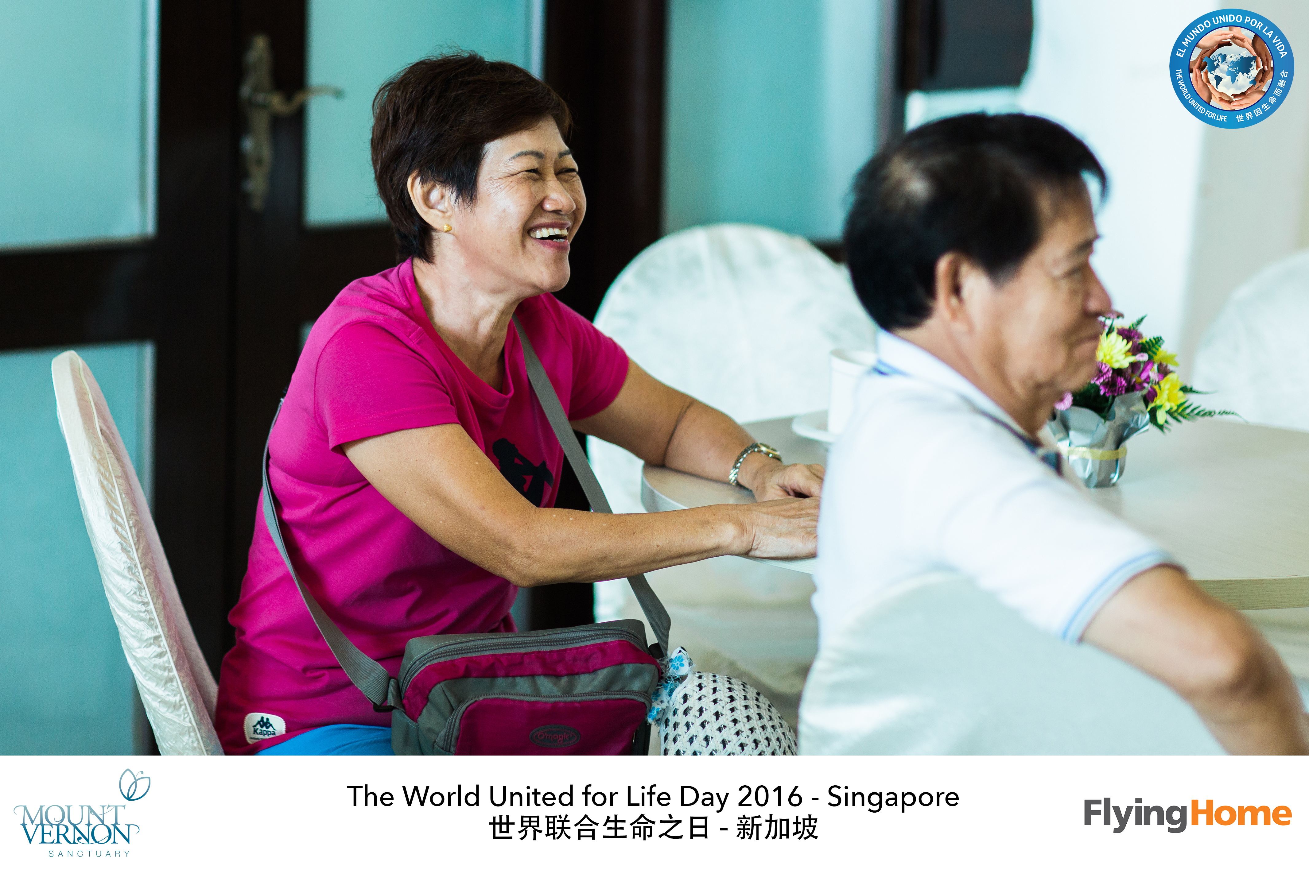 The World United For Life Day 2016 63