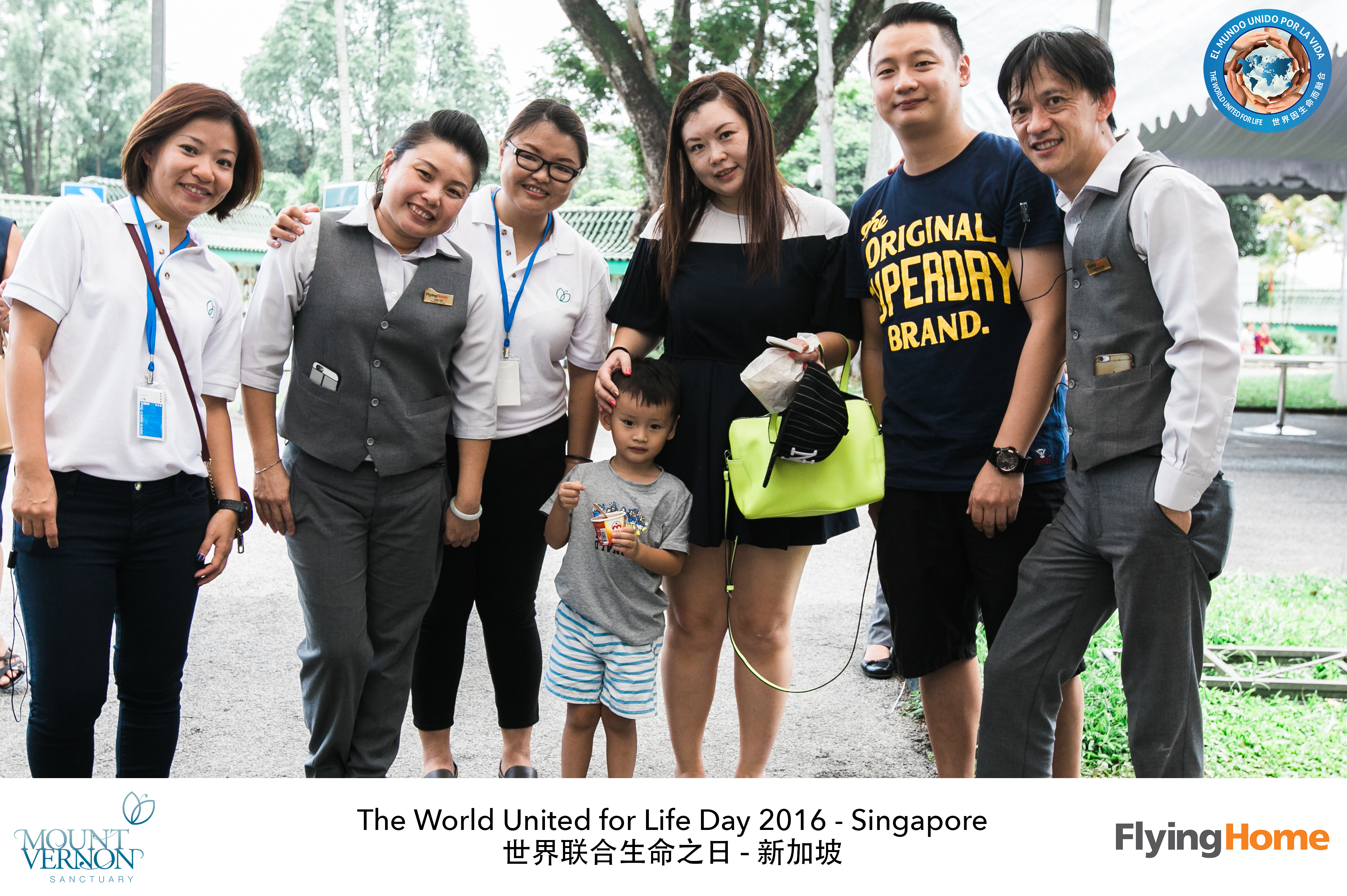 The World United For Life Day 2016 66