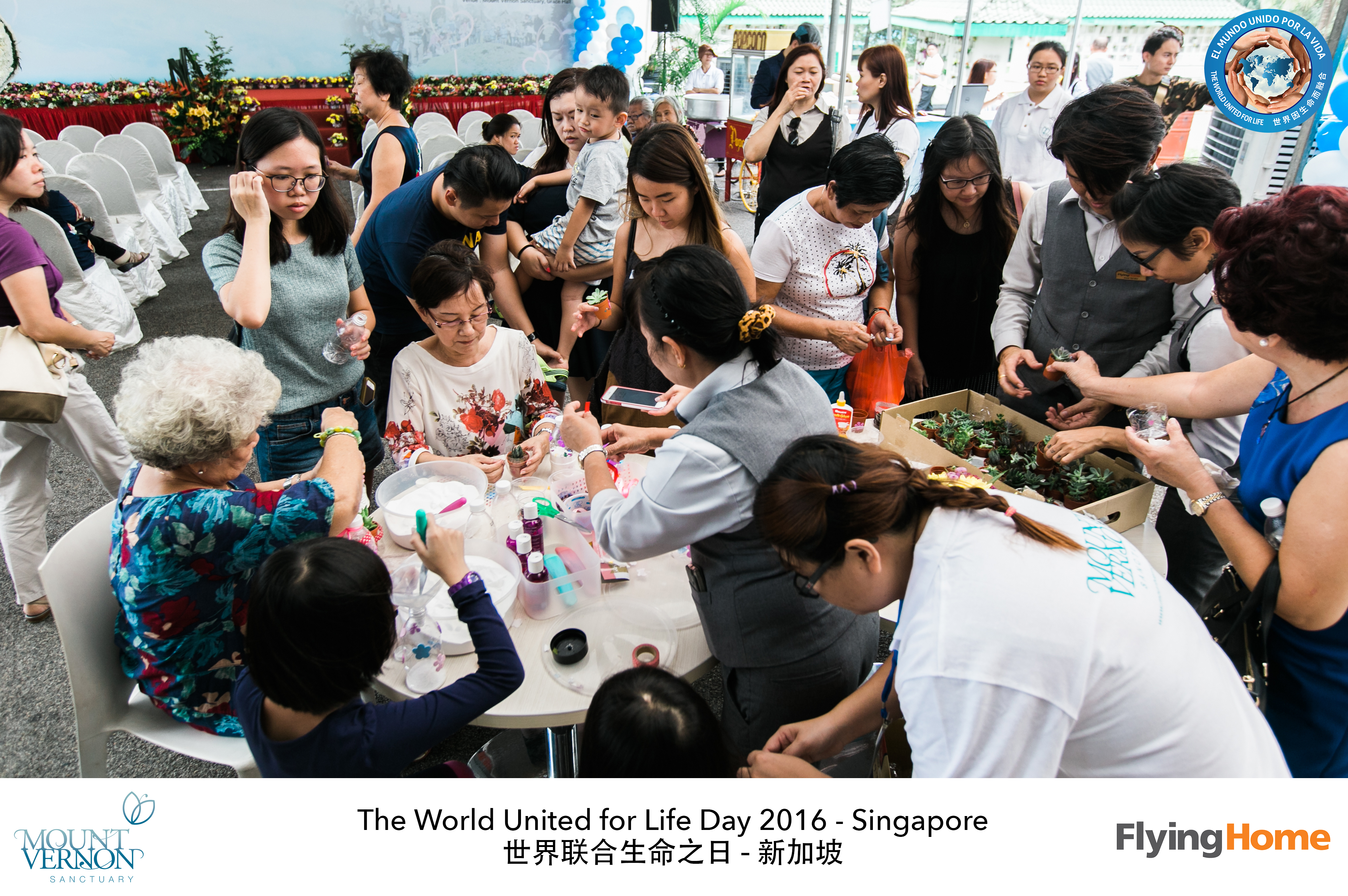 The World United For Life Day 2016 67