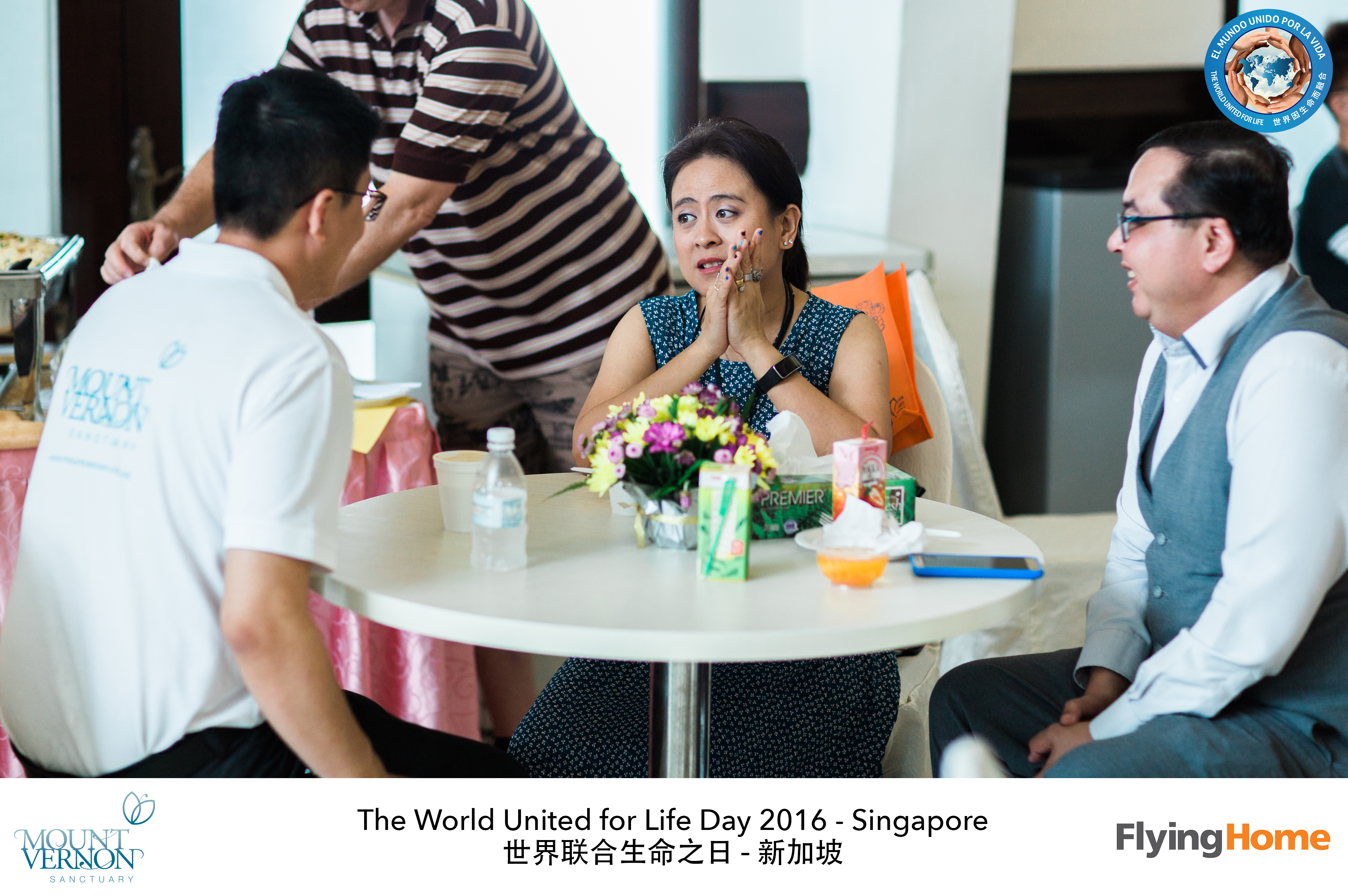 The World United For Life Day 2016 71
