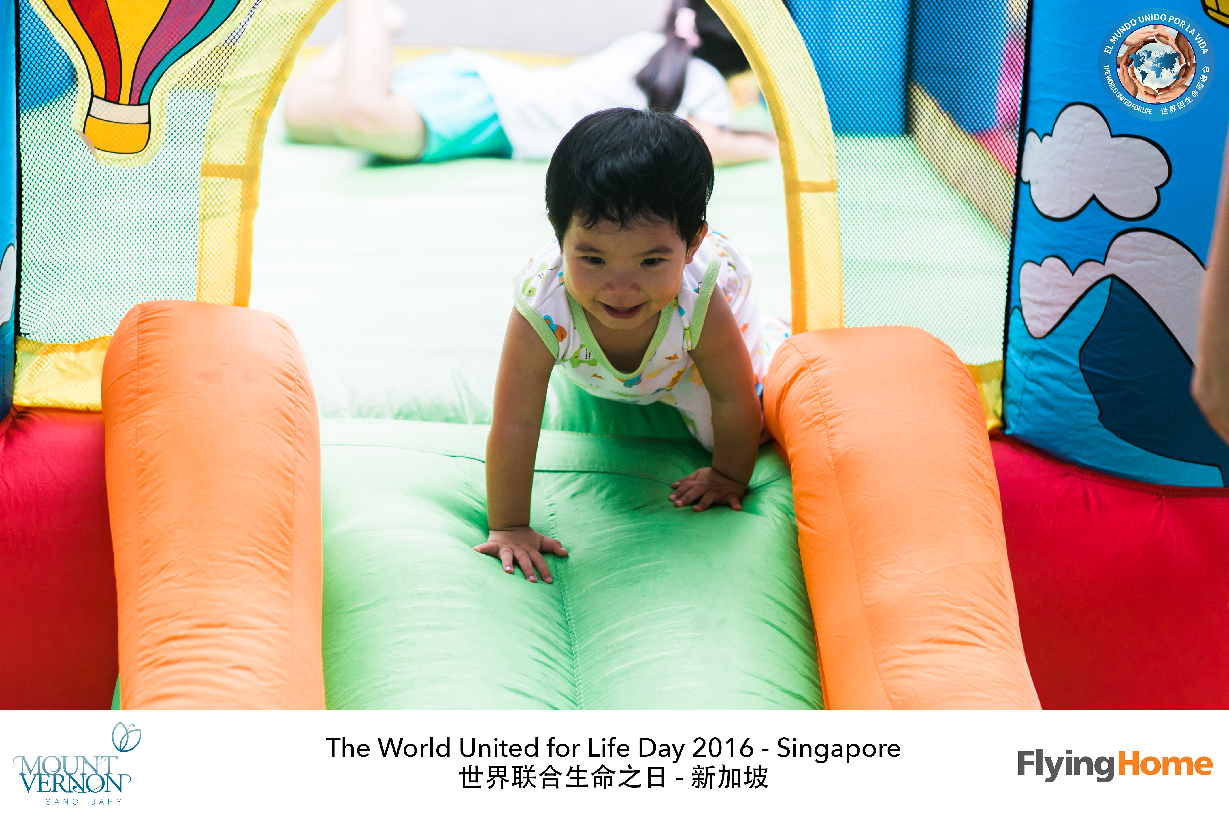 The World United For Life Day 2016 74