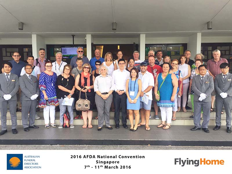 2016 AFDA National Convention – Singapore