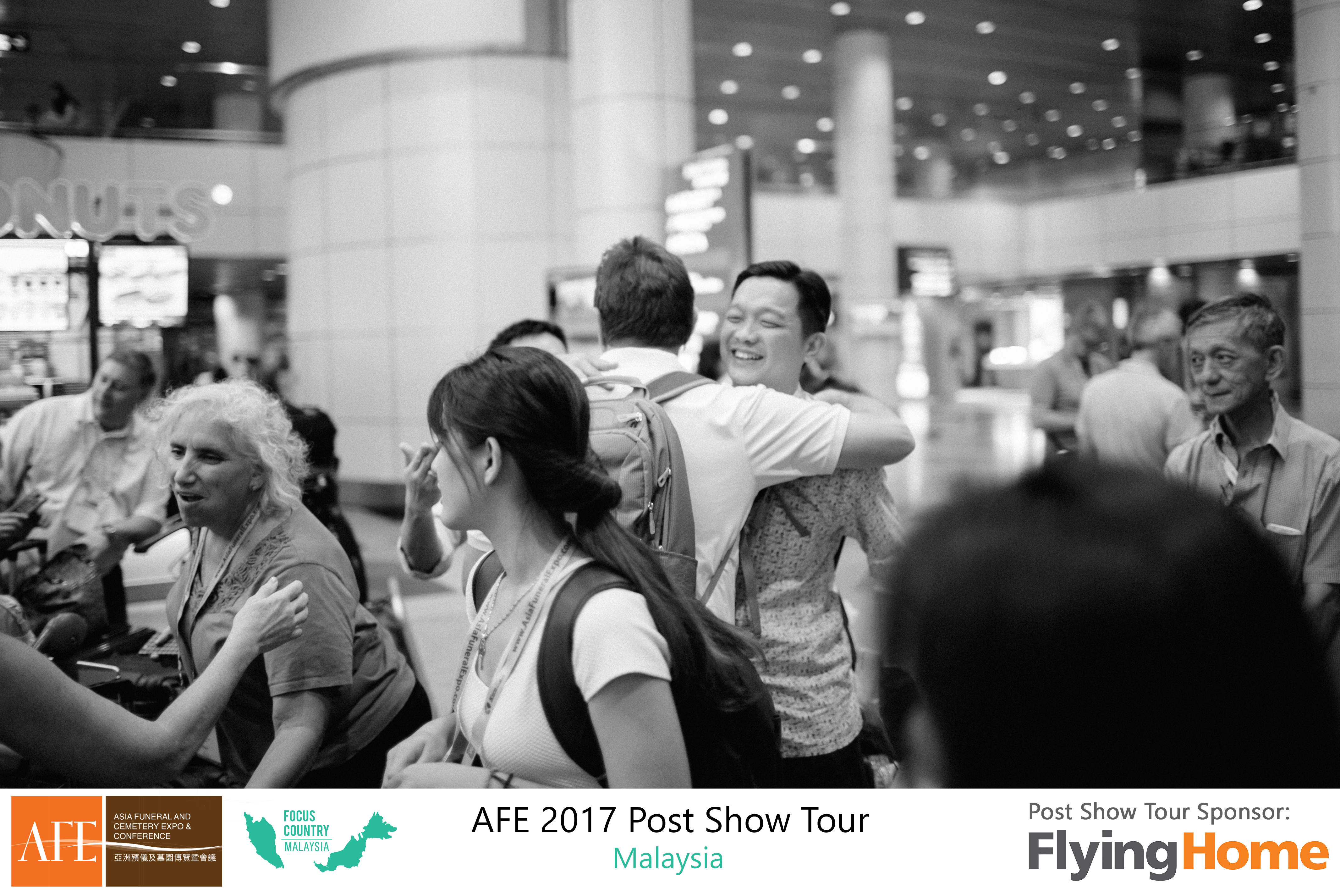 AFE Post Show Tour 2017 Day 1 - 01