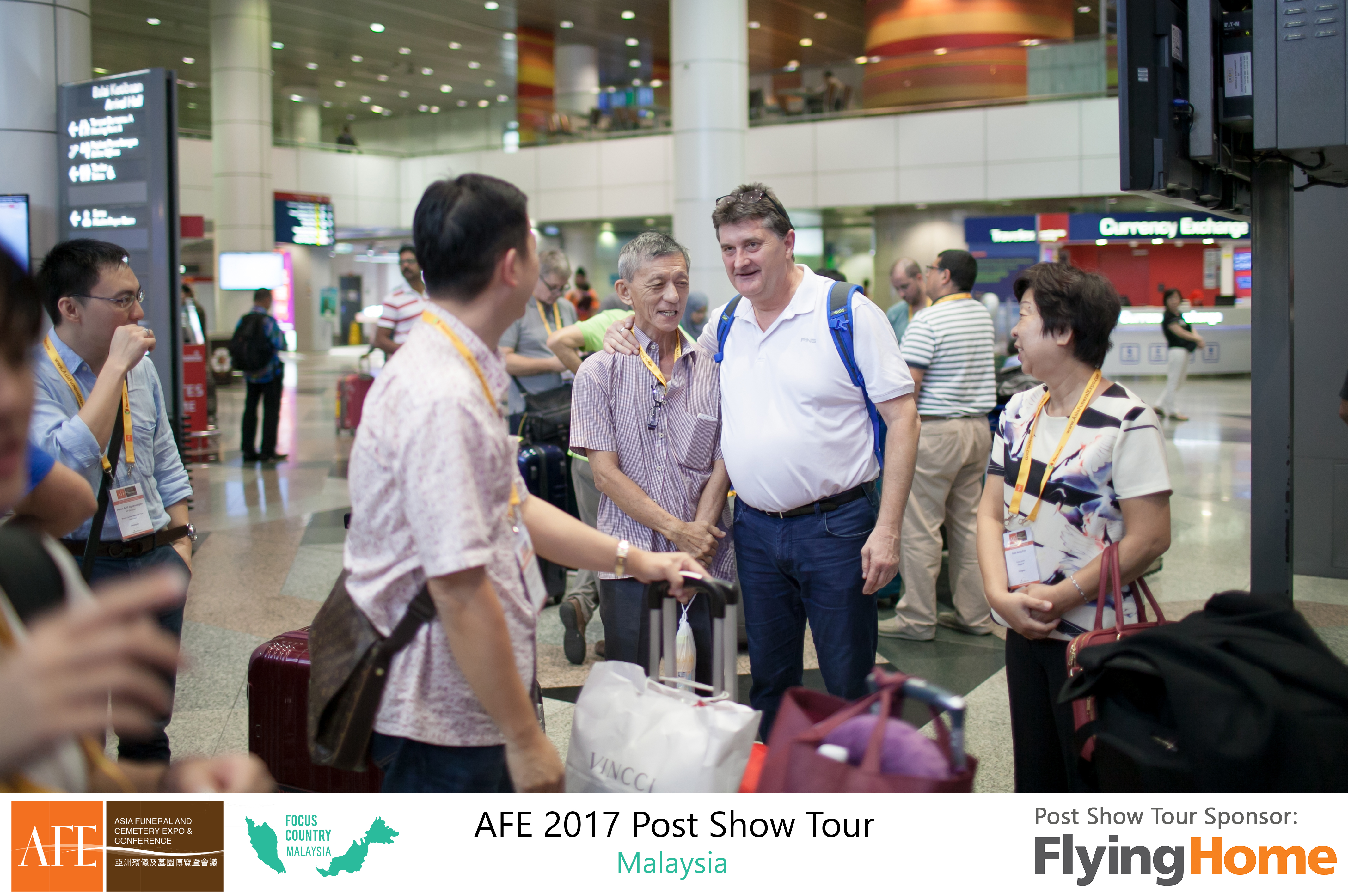 AFE Post Show Tour 2017 Day 1 - 02