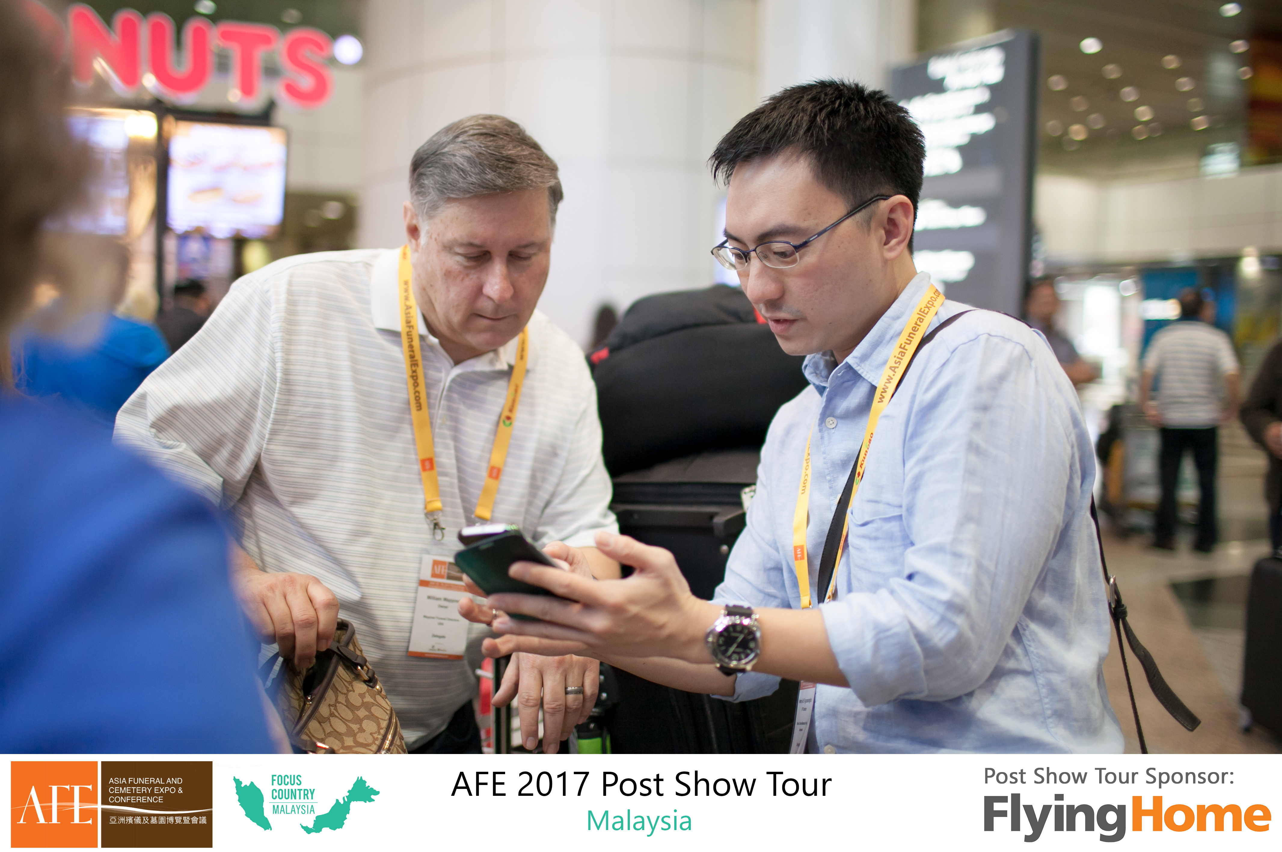 AFE Post Show Tour 2017 Day 1 - 03