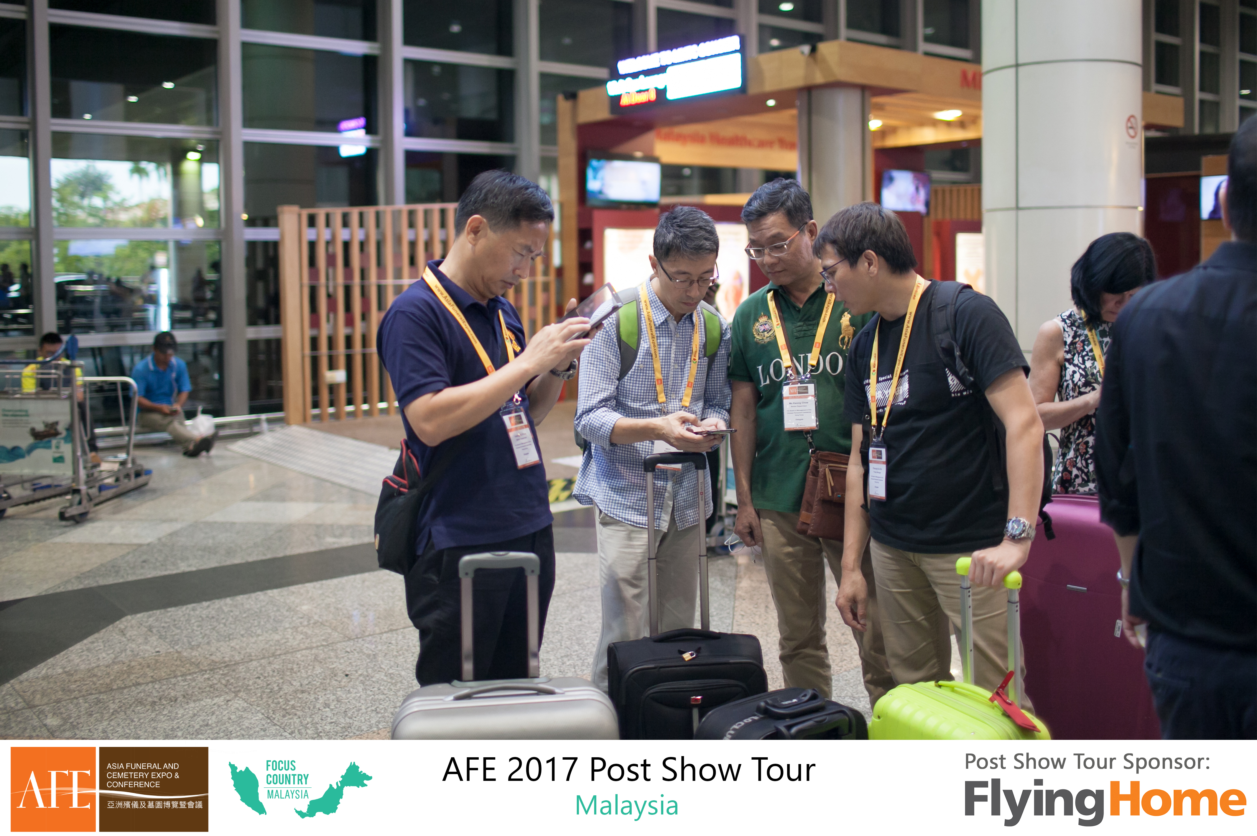 AFE Post Show Tour 2017 Day 1 - 04