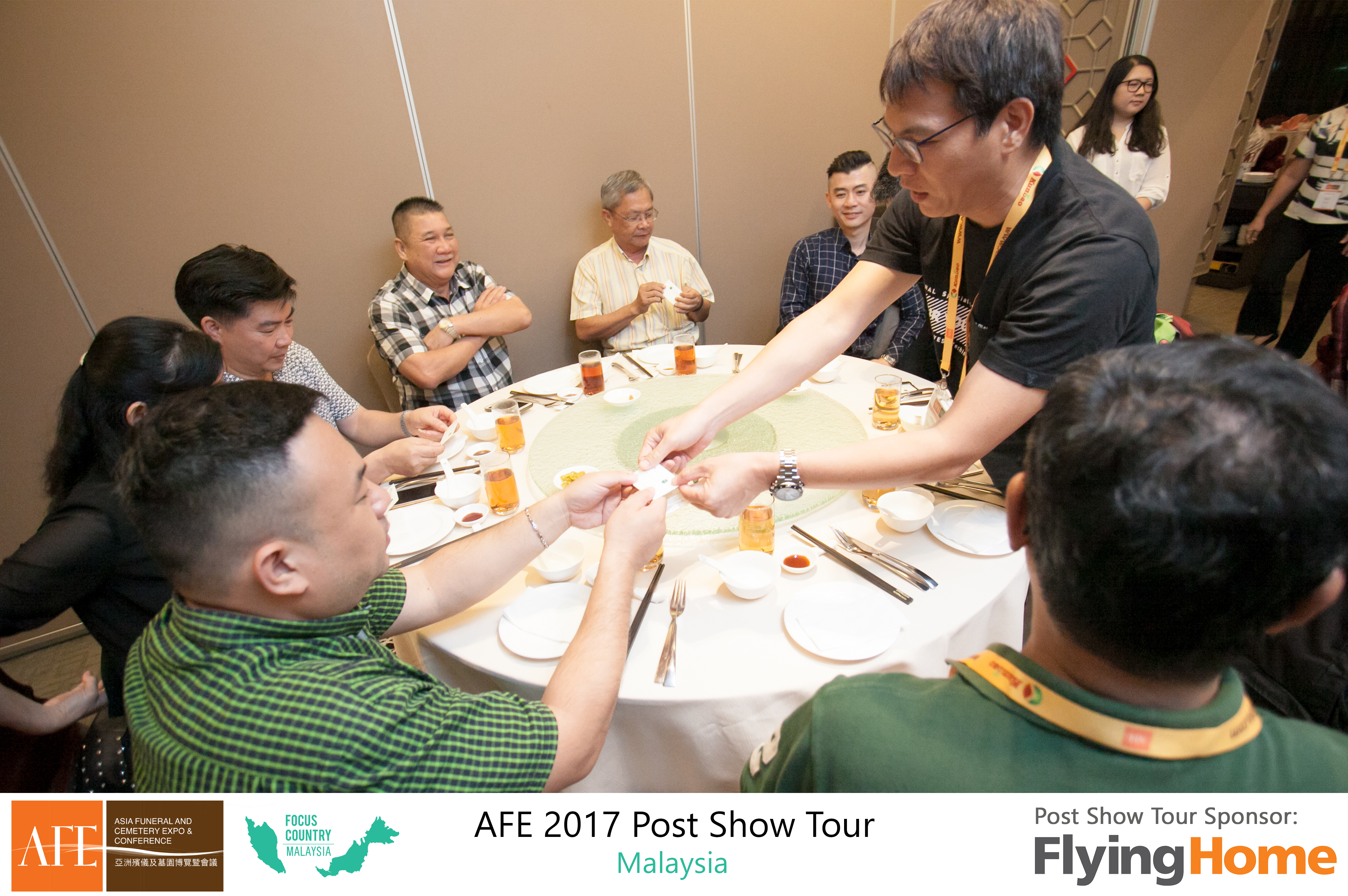 AFE Post Show Tour 2017 Day 1 - 09
