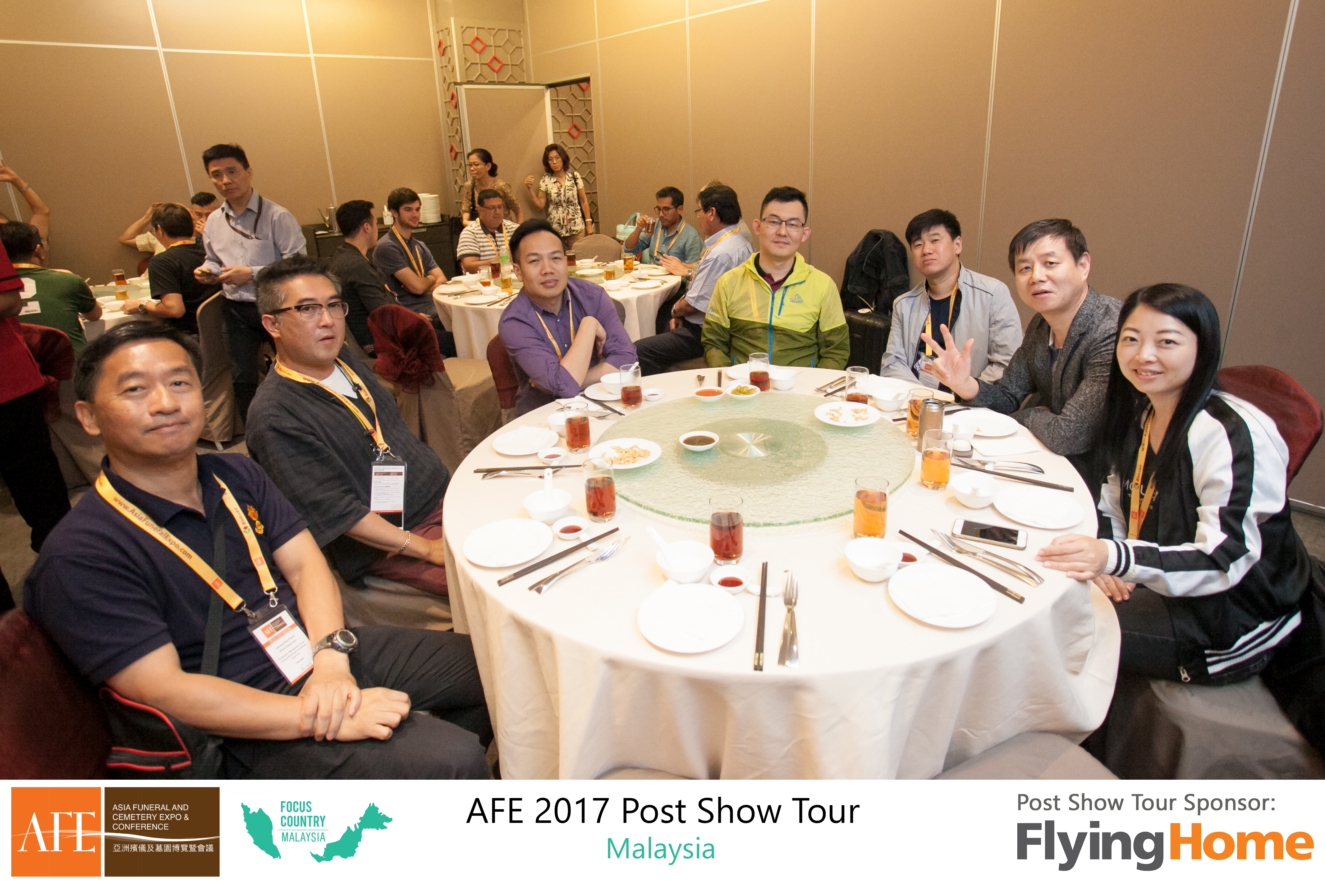 AFE Post Show Tour 2017 Day 1 - 11