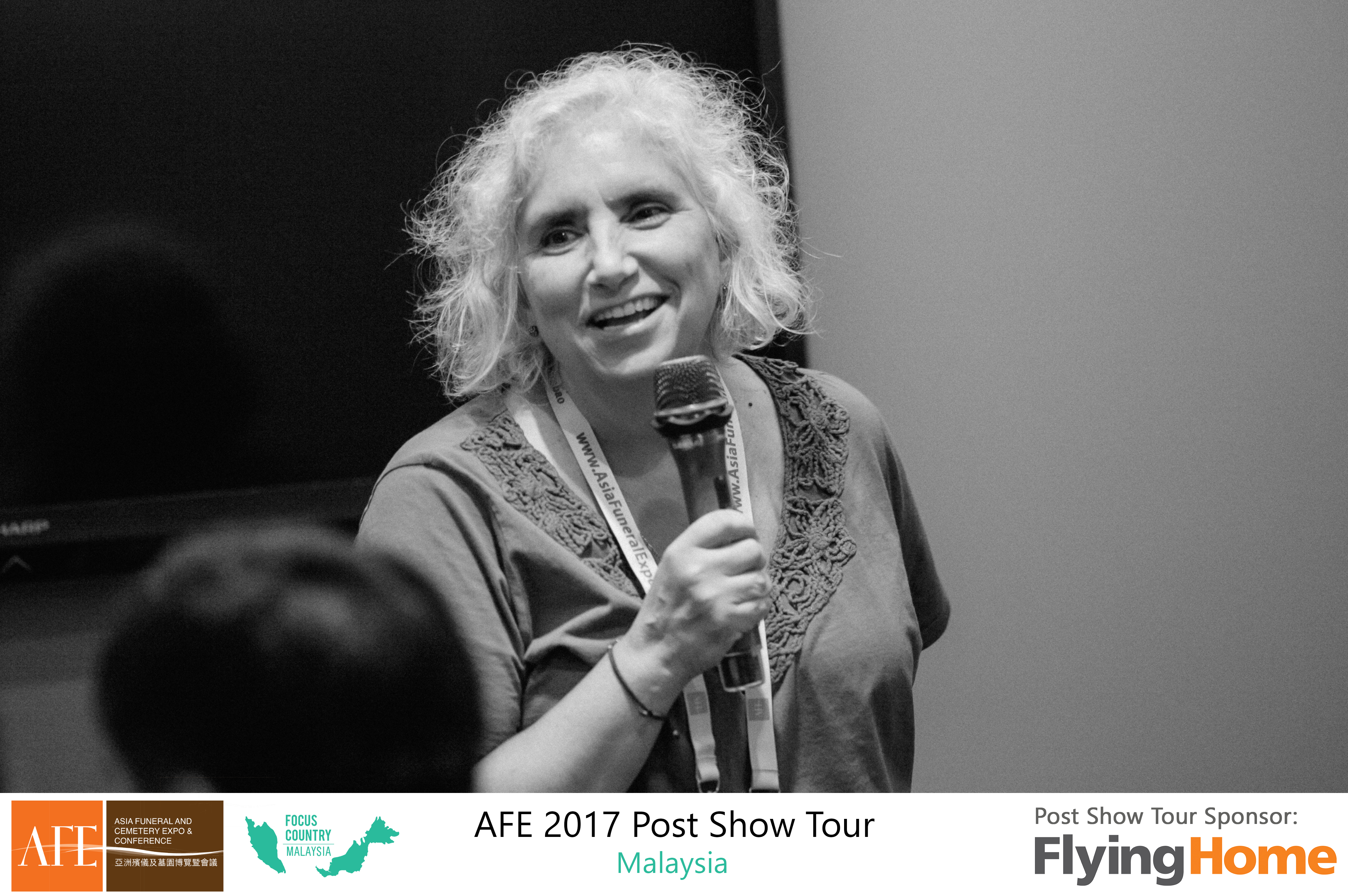 AFE Post Show Tour 2017 Day 1 - 14