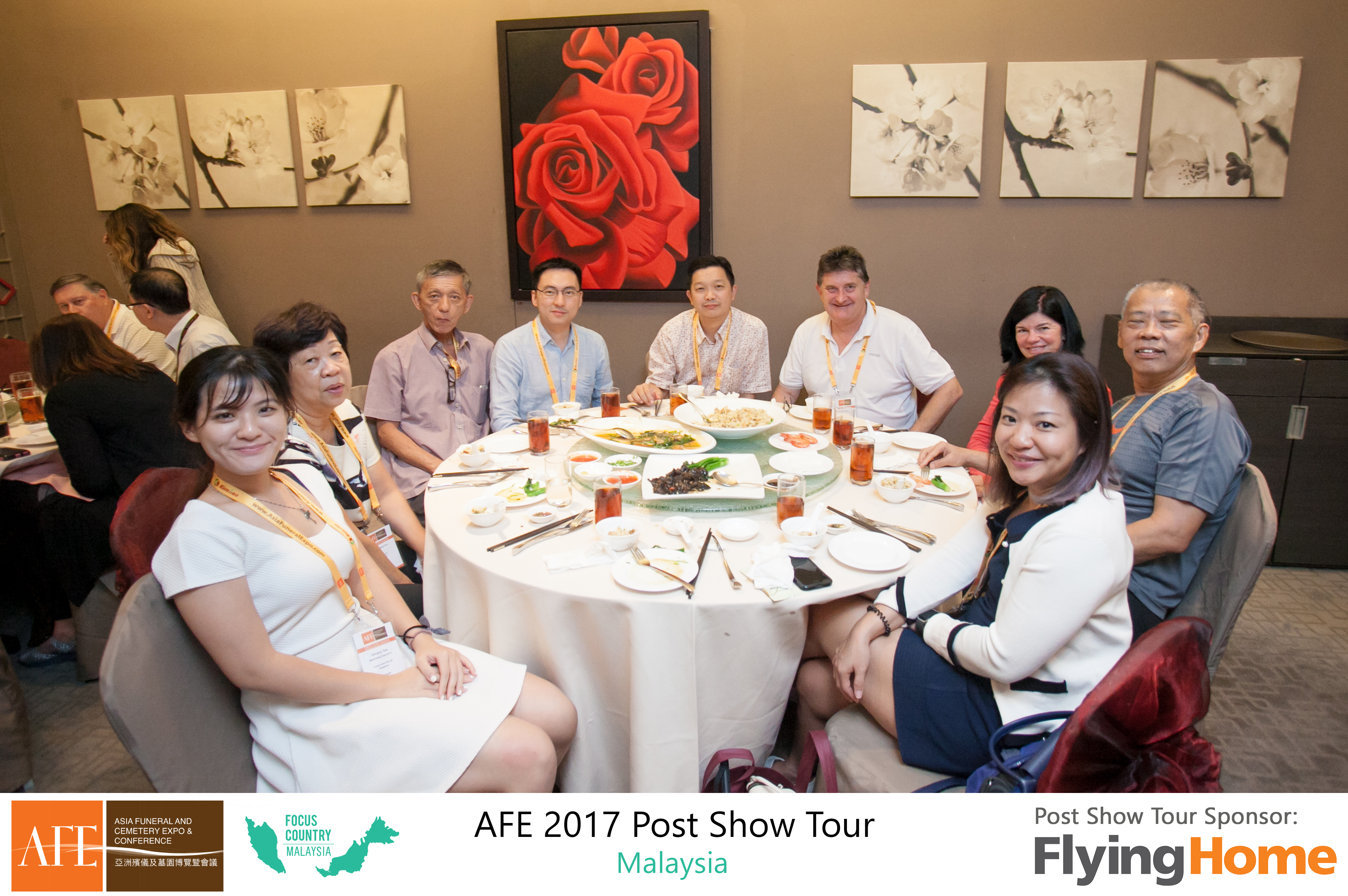 AFE Post Show Tour 2017 Day 1 - 24