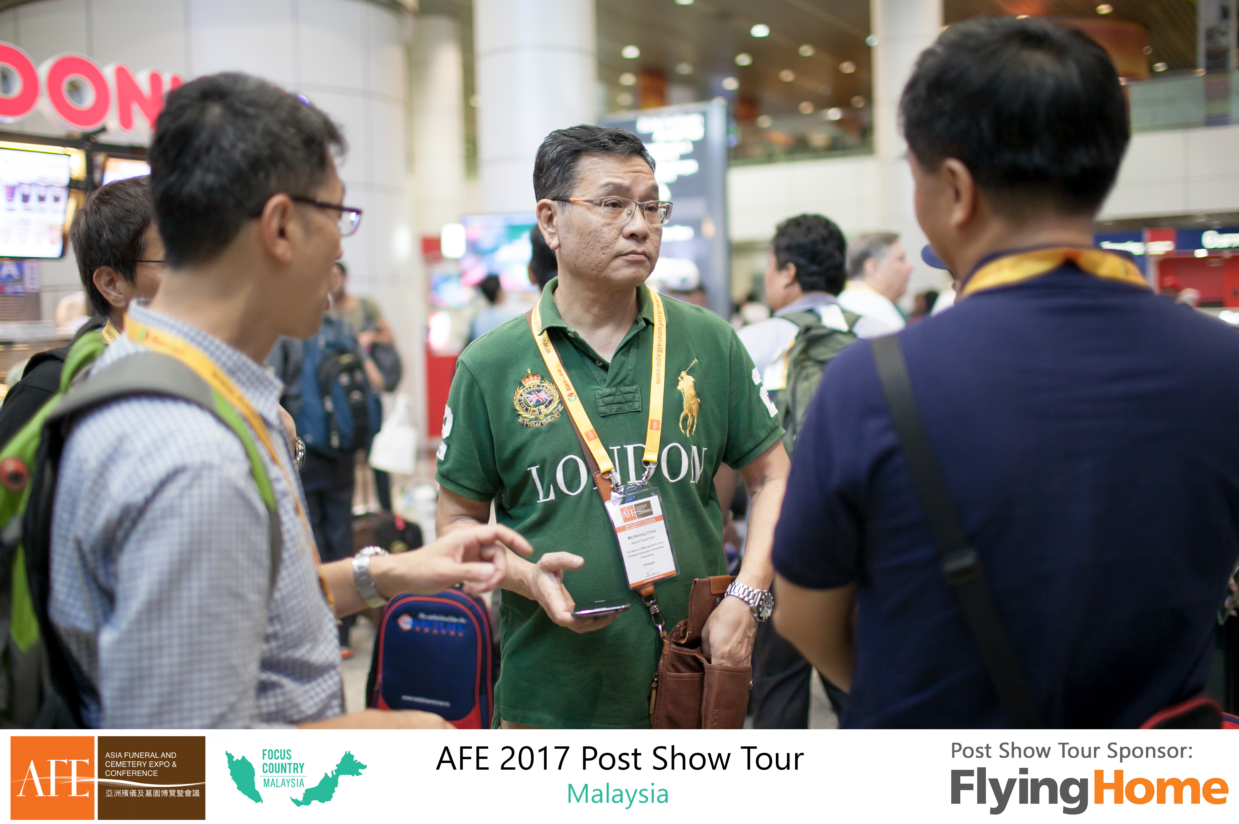 AFE Post Show Tour 2017 Day 1 - 31