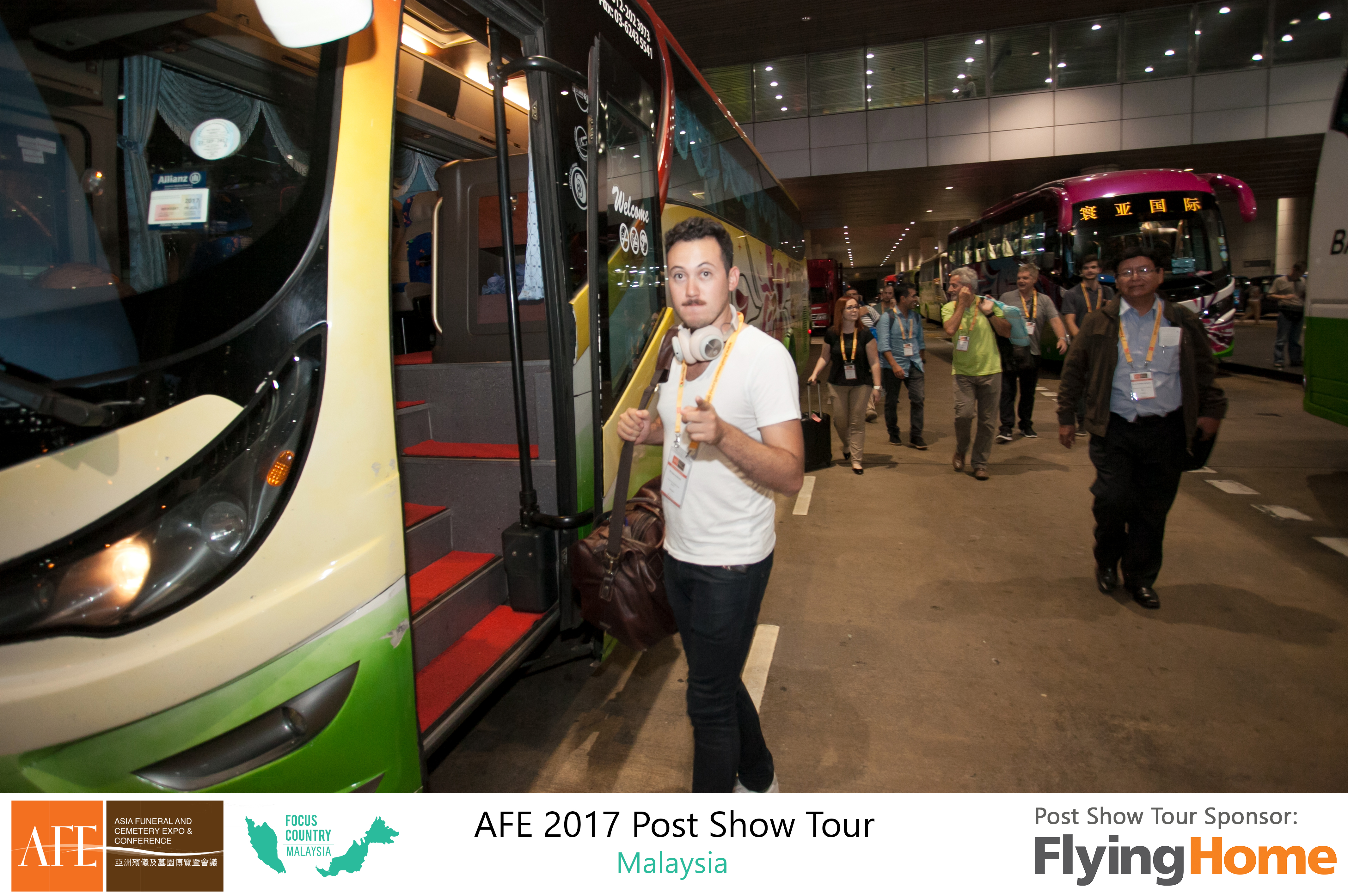 AFE Post Show Tour 2017 Day 1 - 35