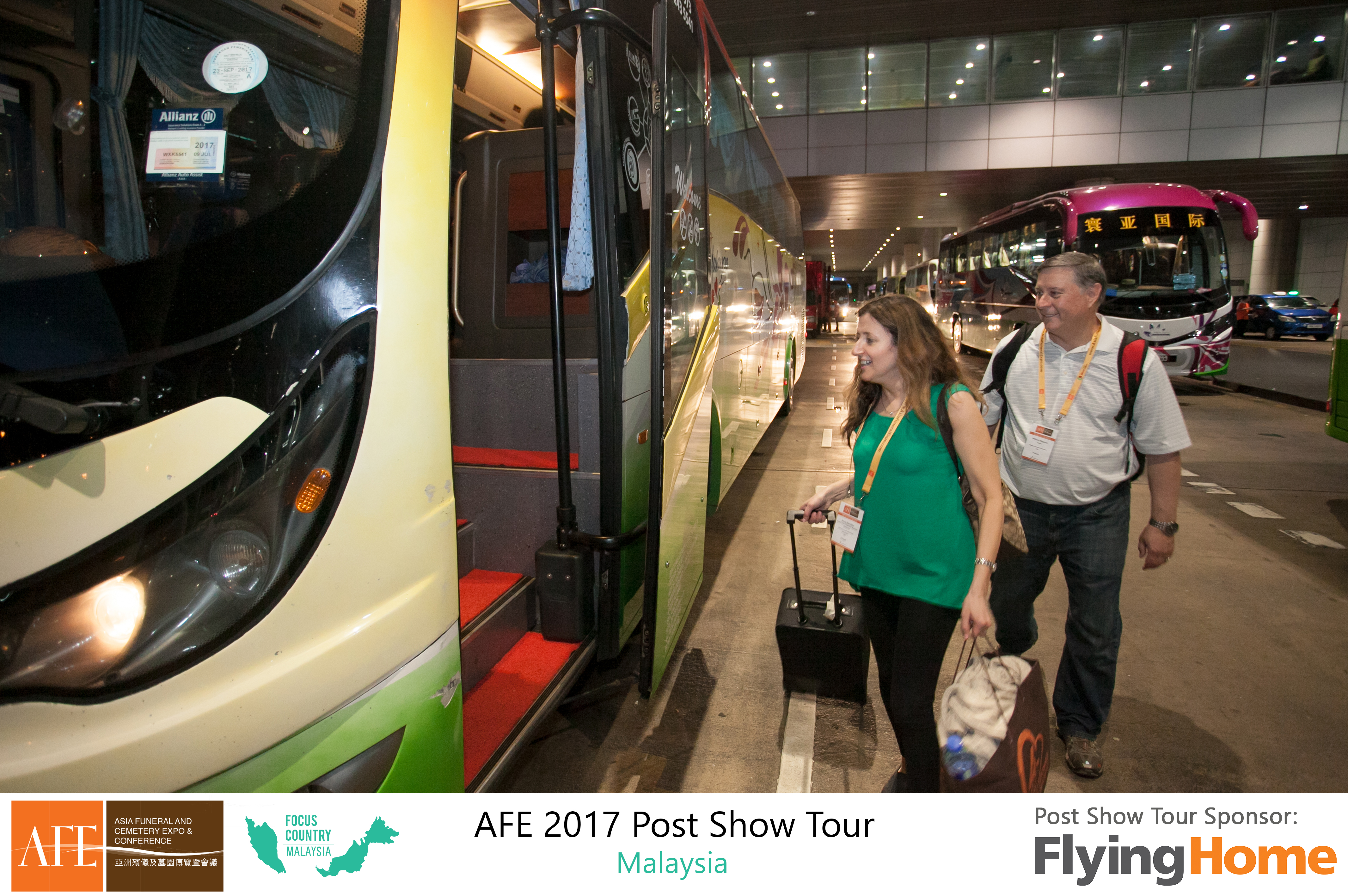 AFE Post Show Tour 2017 Day 1 - 36