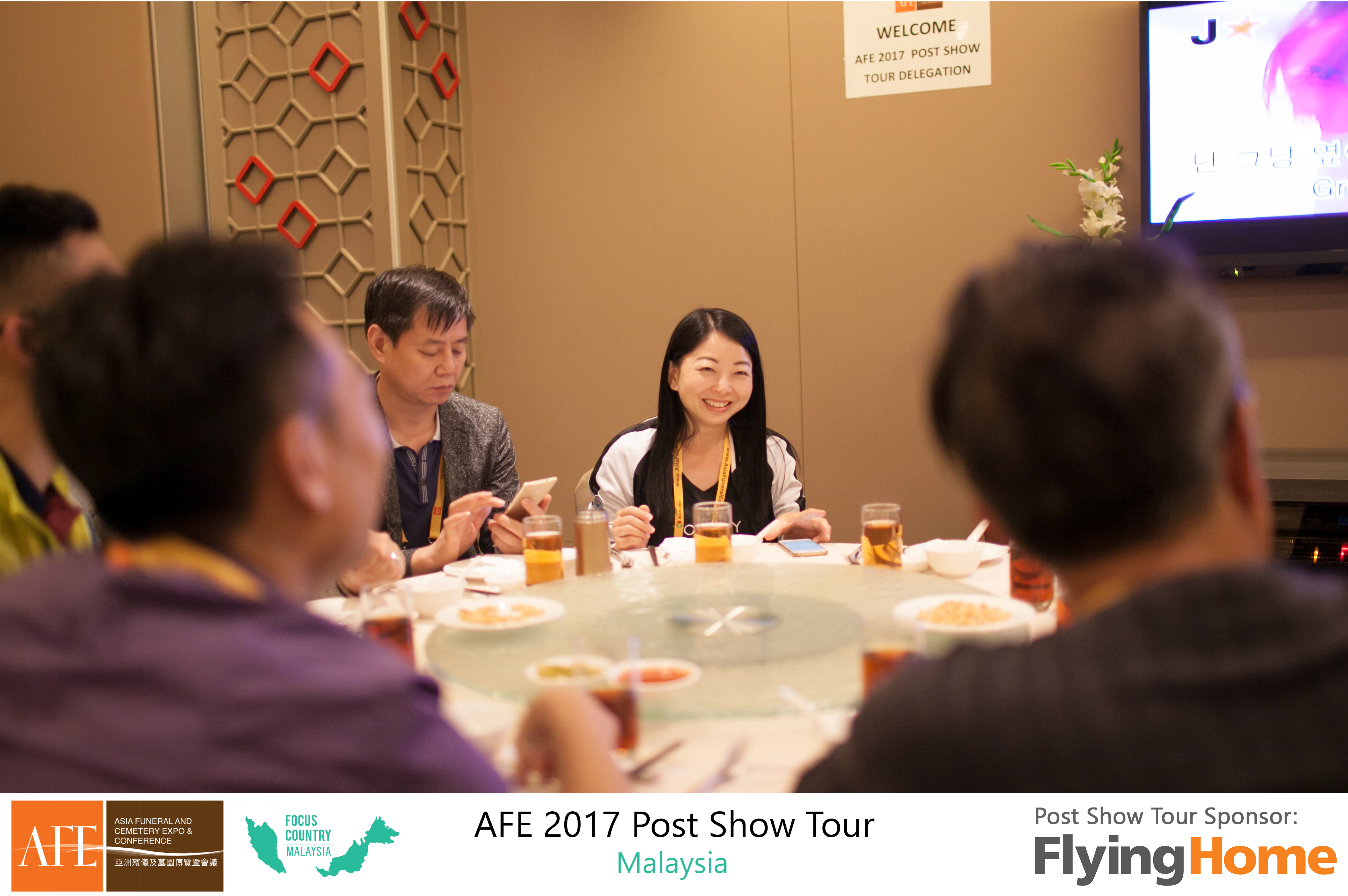 AFE Post Show Tour 2017 Day 1 - 37
