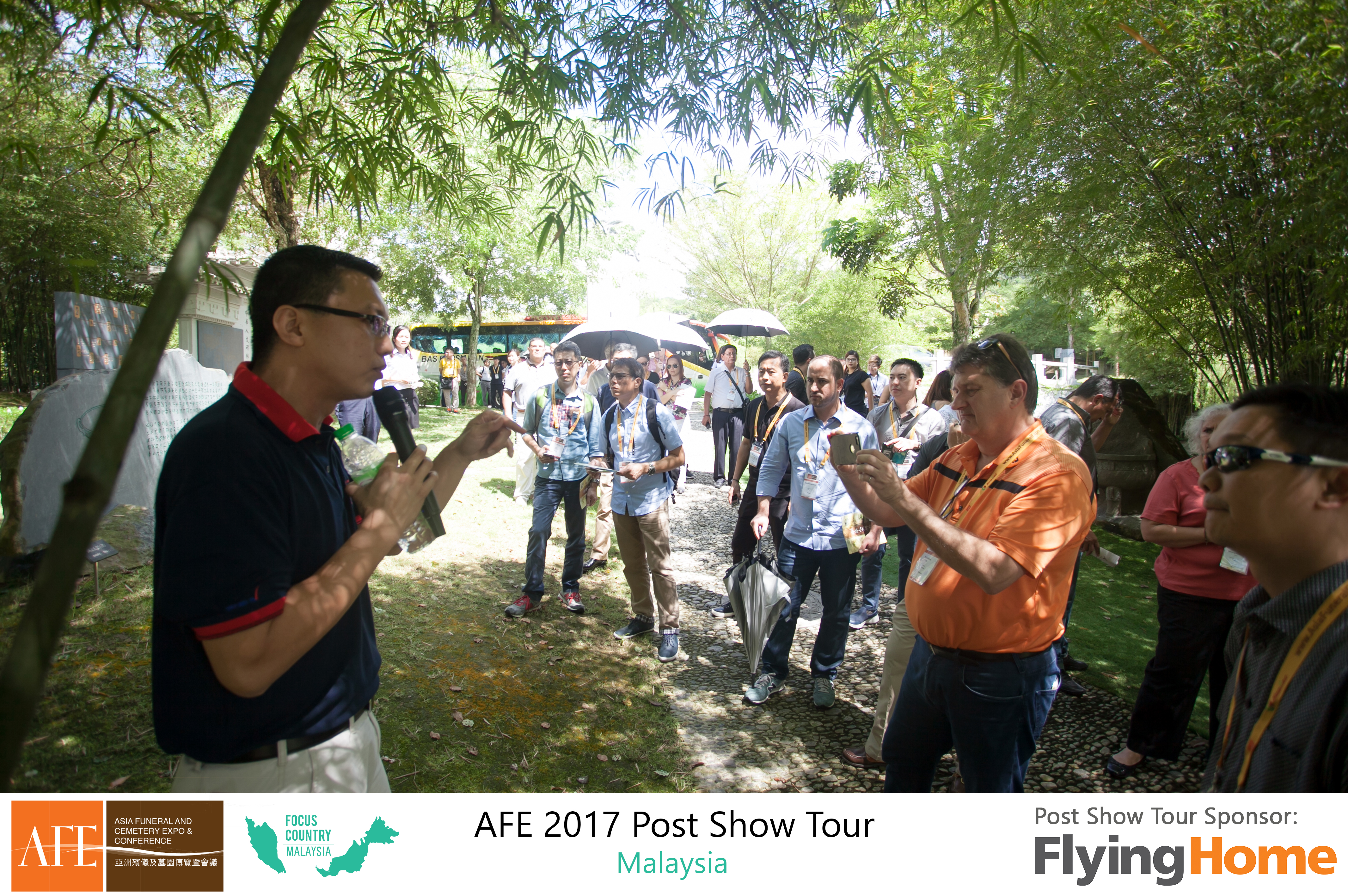 AFE Post Show Tour 2017 Day 2 - 06