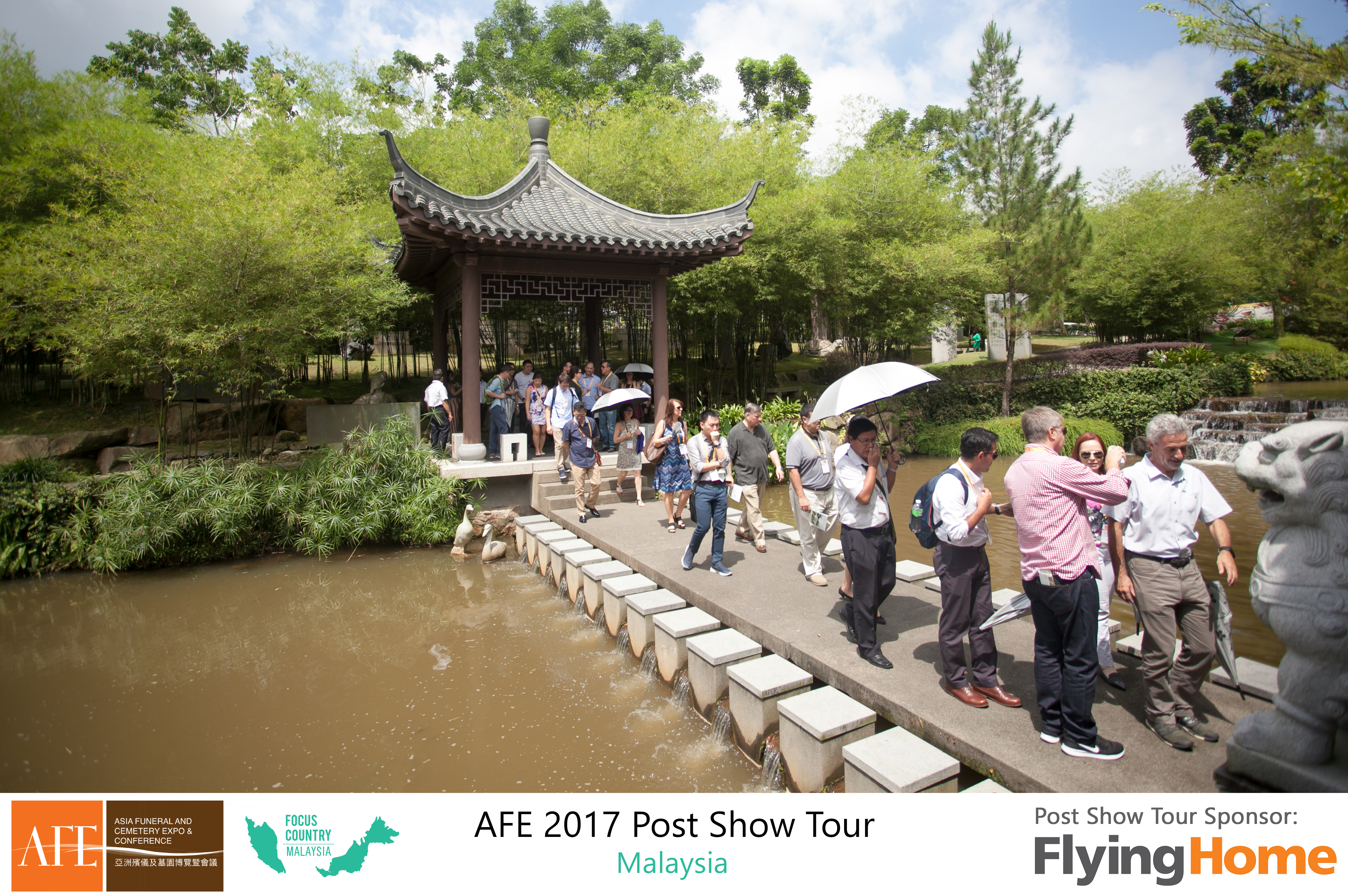 AFE Post Show Tour 2017 Day 2 - 08
