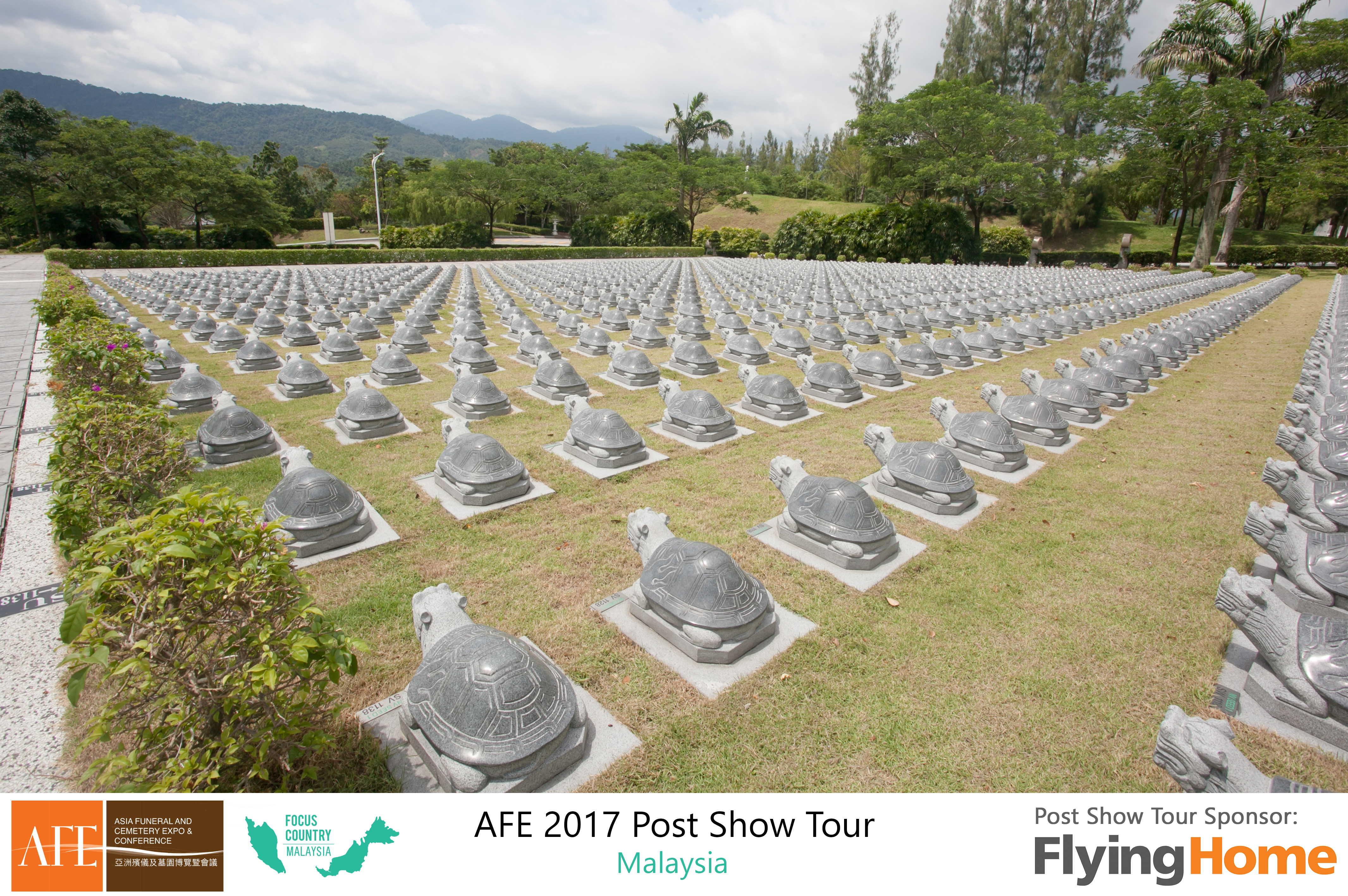AFE Post Show Tour 2017 Day 2 - 11
