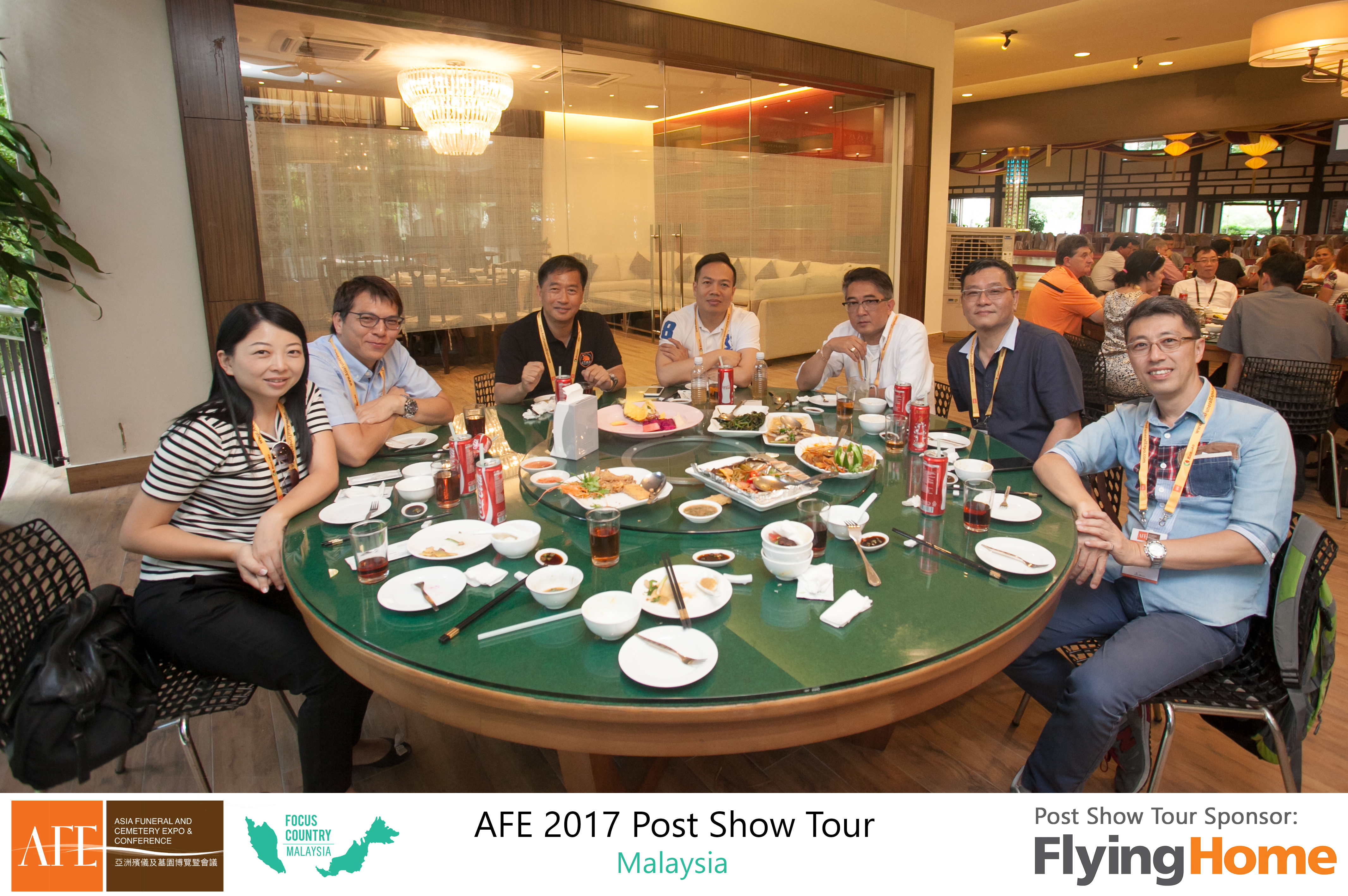 AFE Post Show Tour 2017 Day 2 - 15