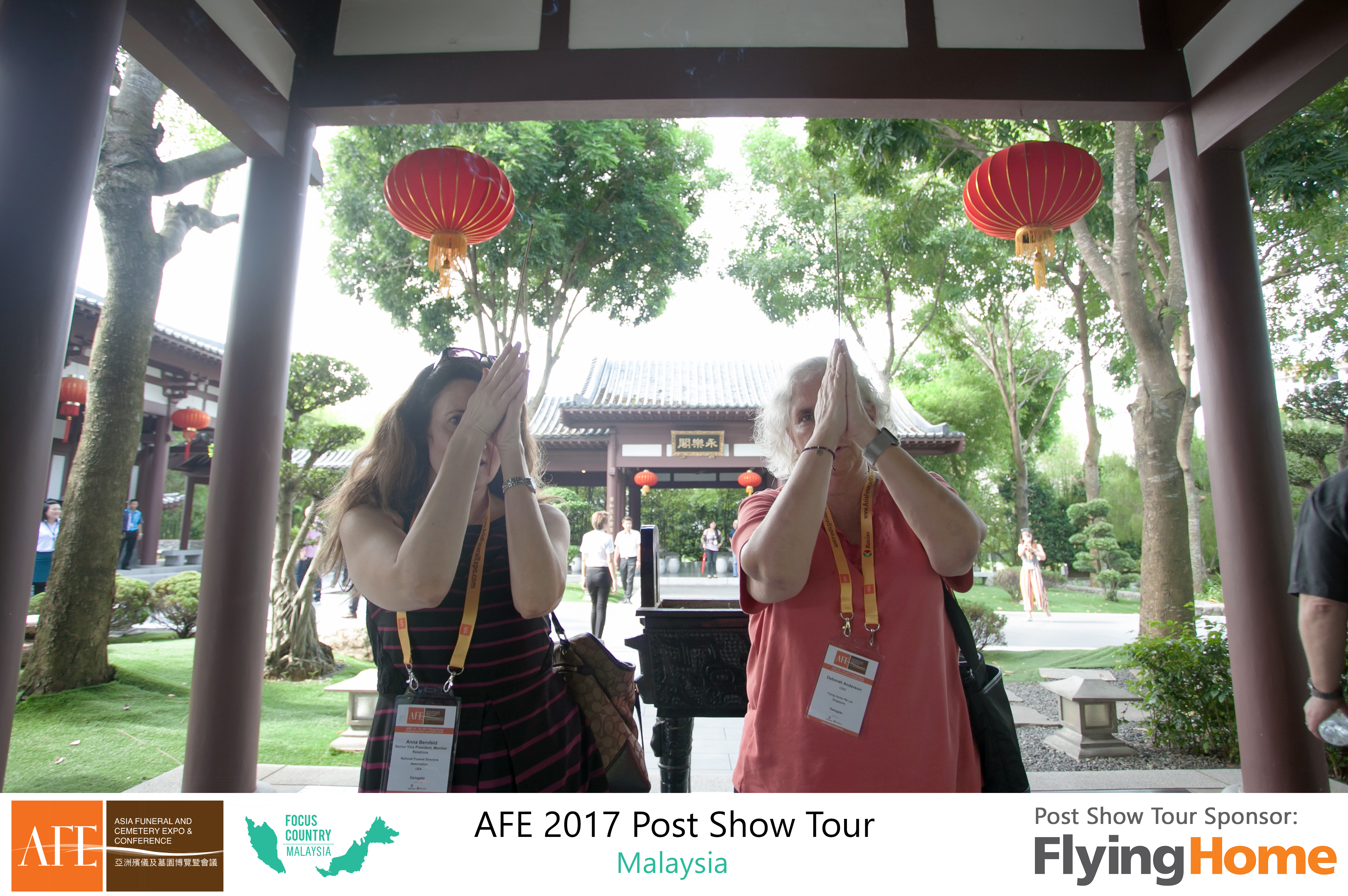 AFE Post Show Tour 2017 Day 2 - 16