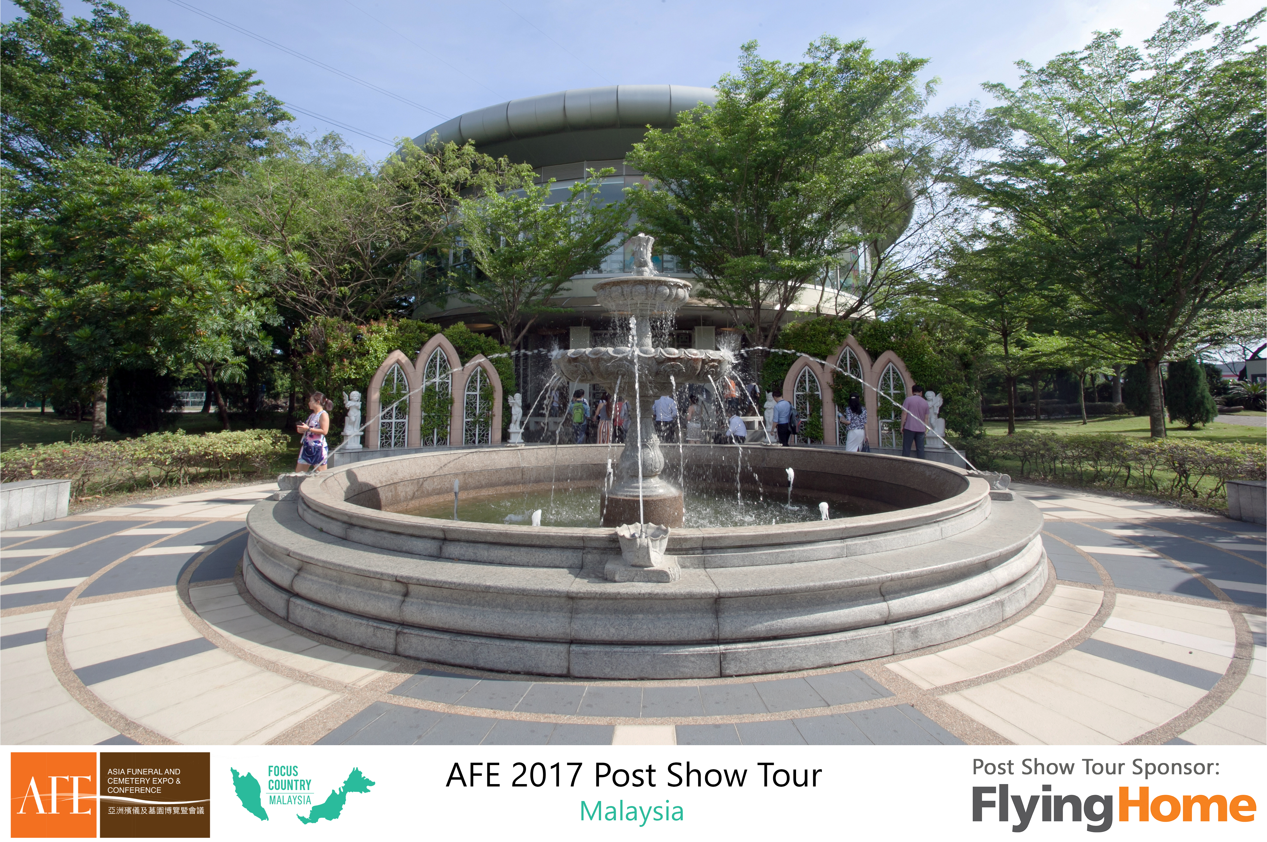 AFE Post Show Tour 2017 Day 2 - 17