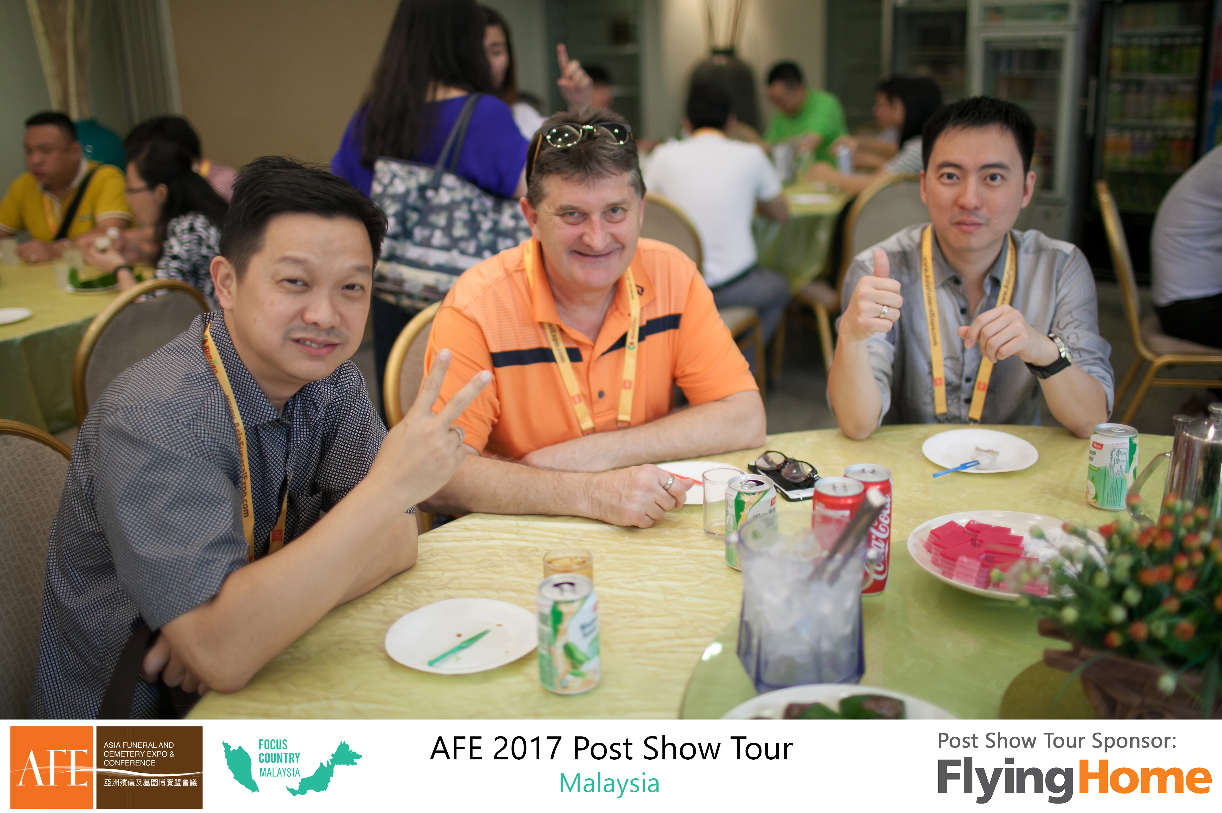 AFE Post Show Tour 2017 Day 2 - 25