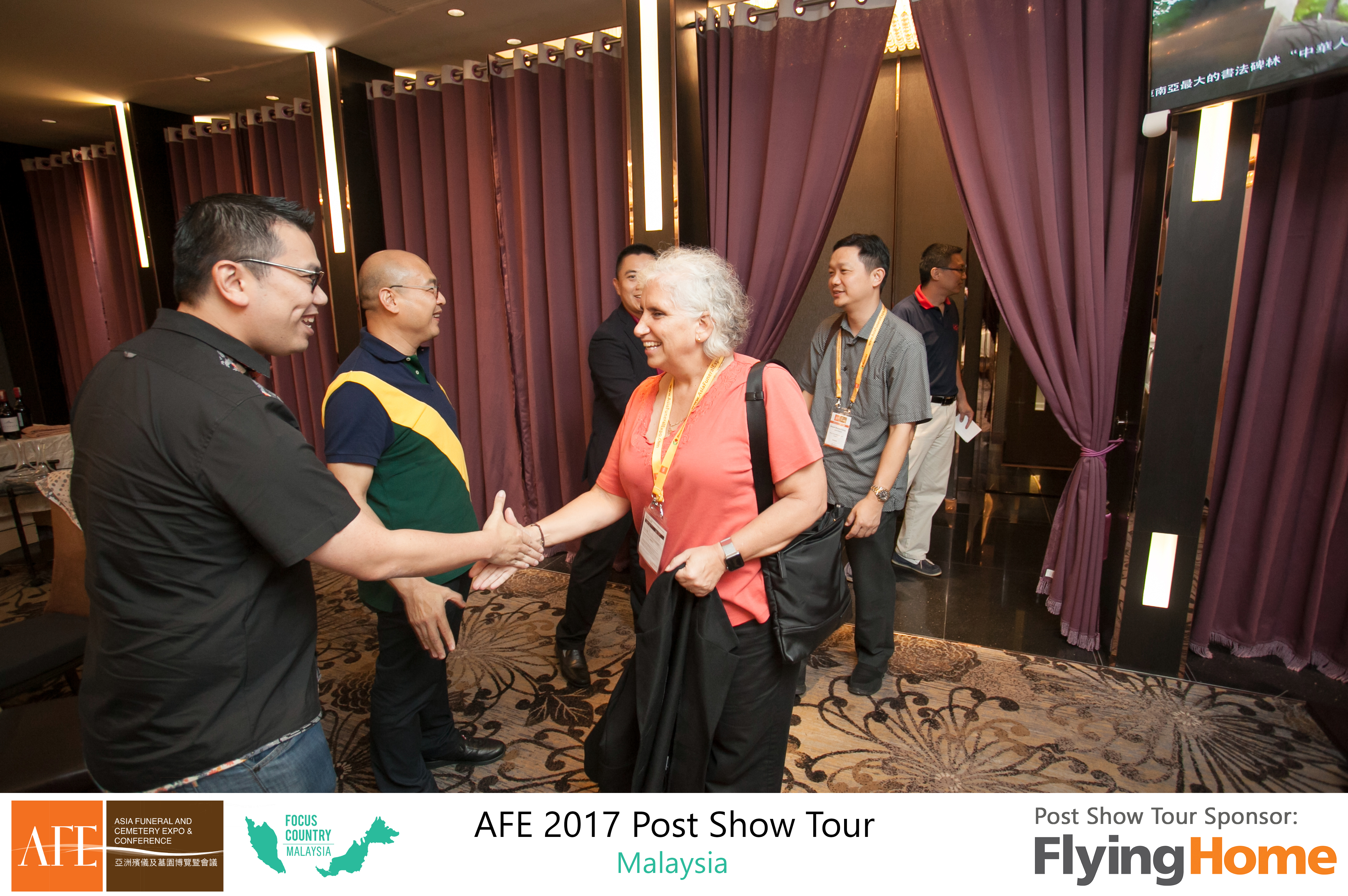 AFE Post Show Tour 2017 Day 2 - 27