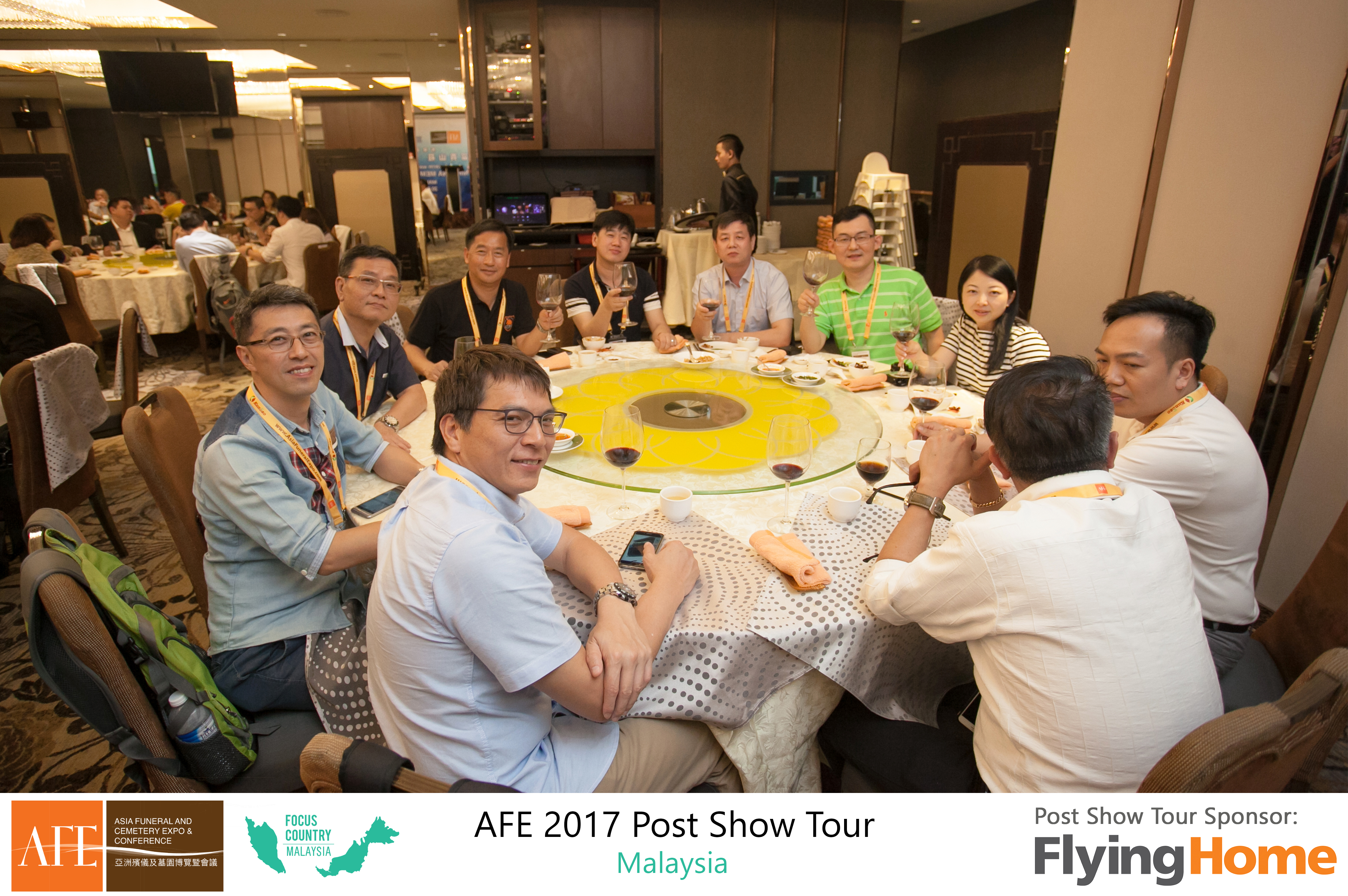 AFE Post Show Tour 2017 Day 2 - 36