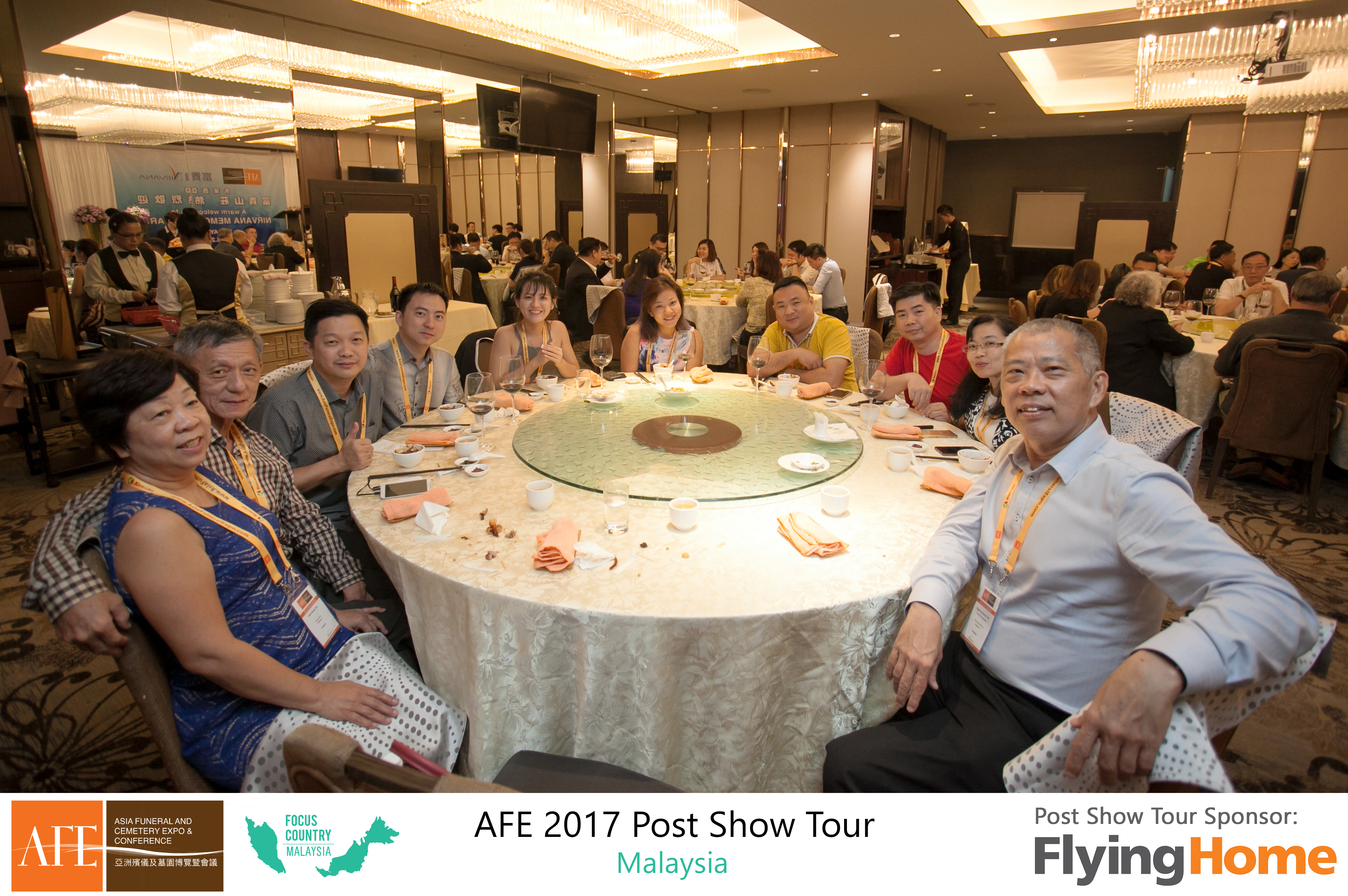 AFE Post Show Tour 2017 Day 2 - 37