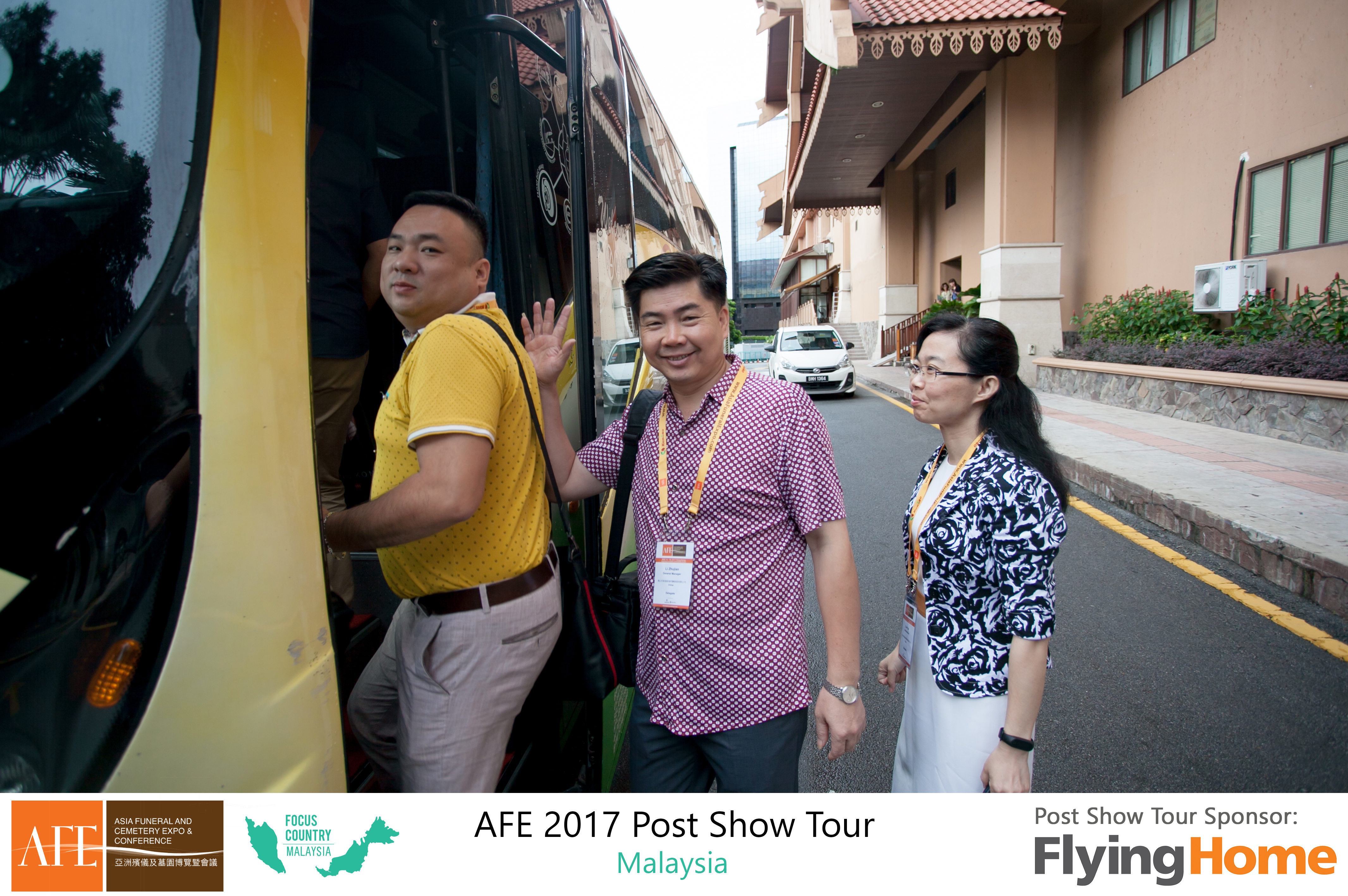 AFE Post Show Tour 2017 Day 2 - 41