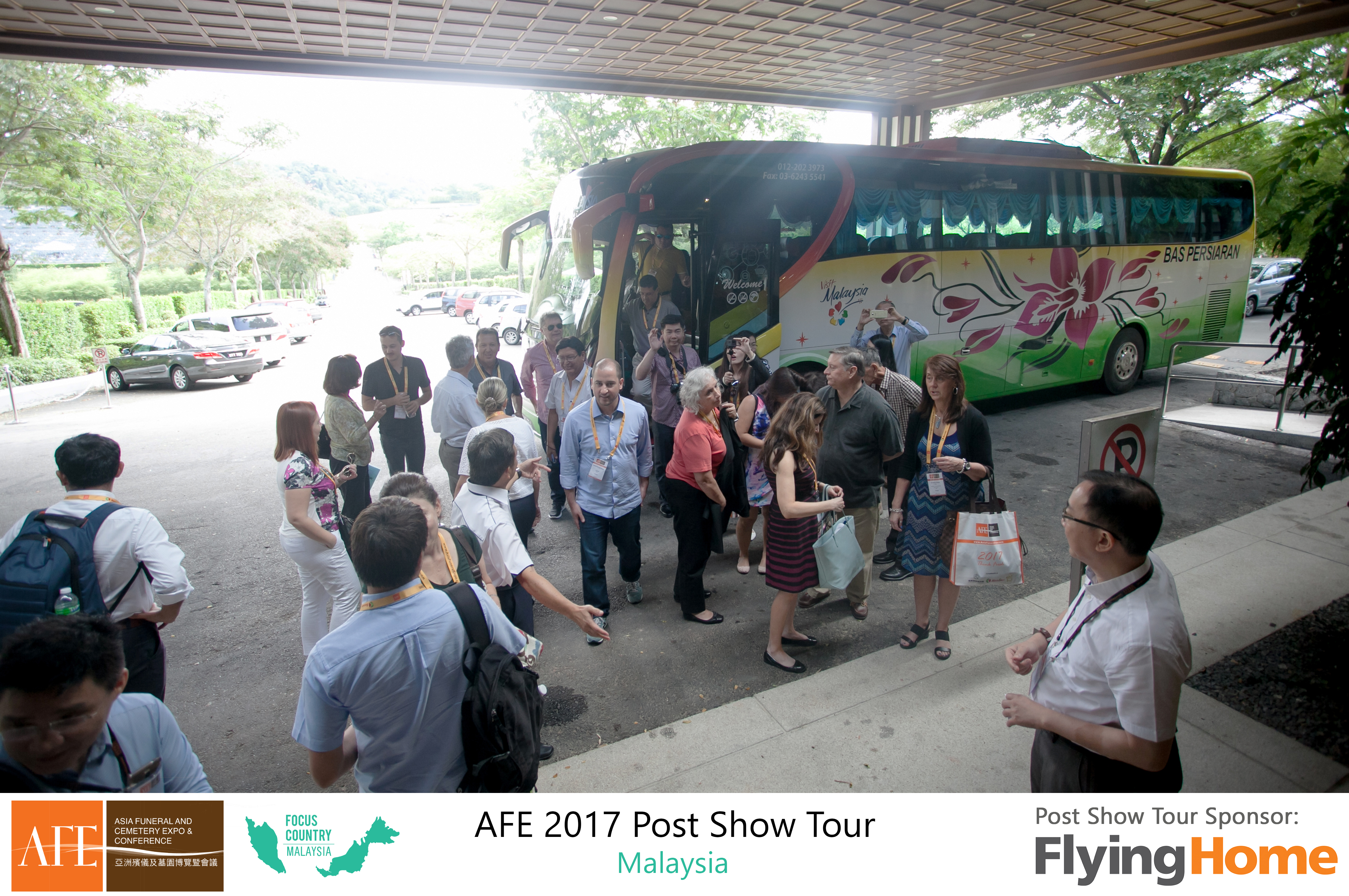 AFE Post Show Tour 2017 Day 2 - 43