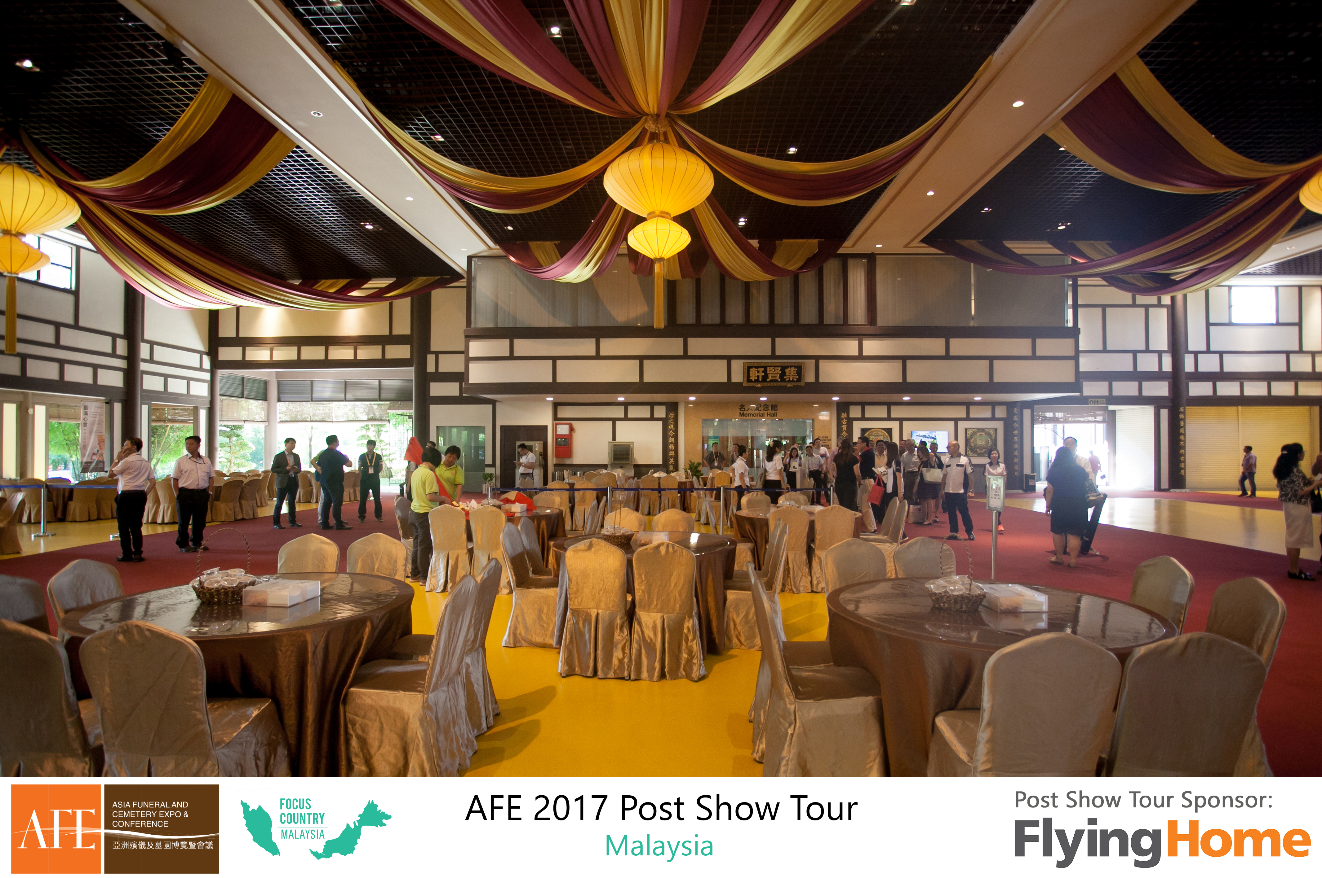 AFE Post Show Tour 2017 Day 2 - 46