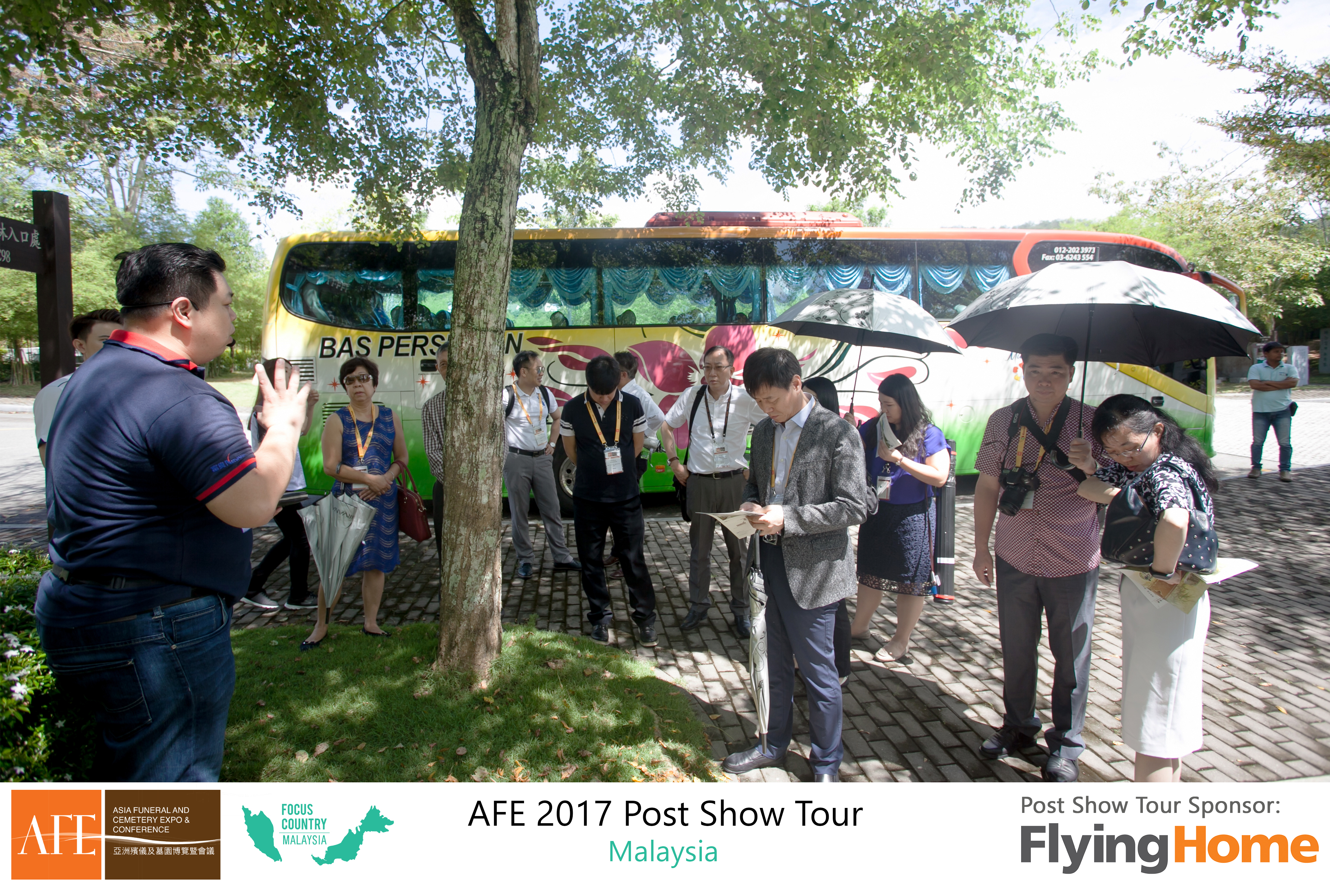 AFE Post Show Tour 2017 Day 2 - 48