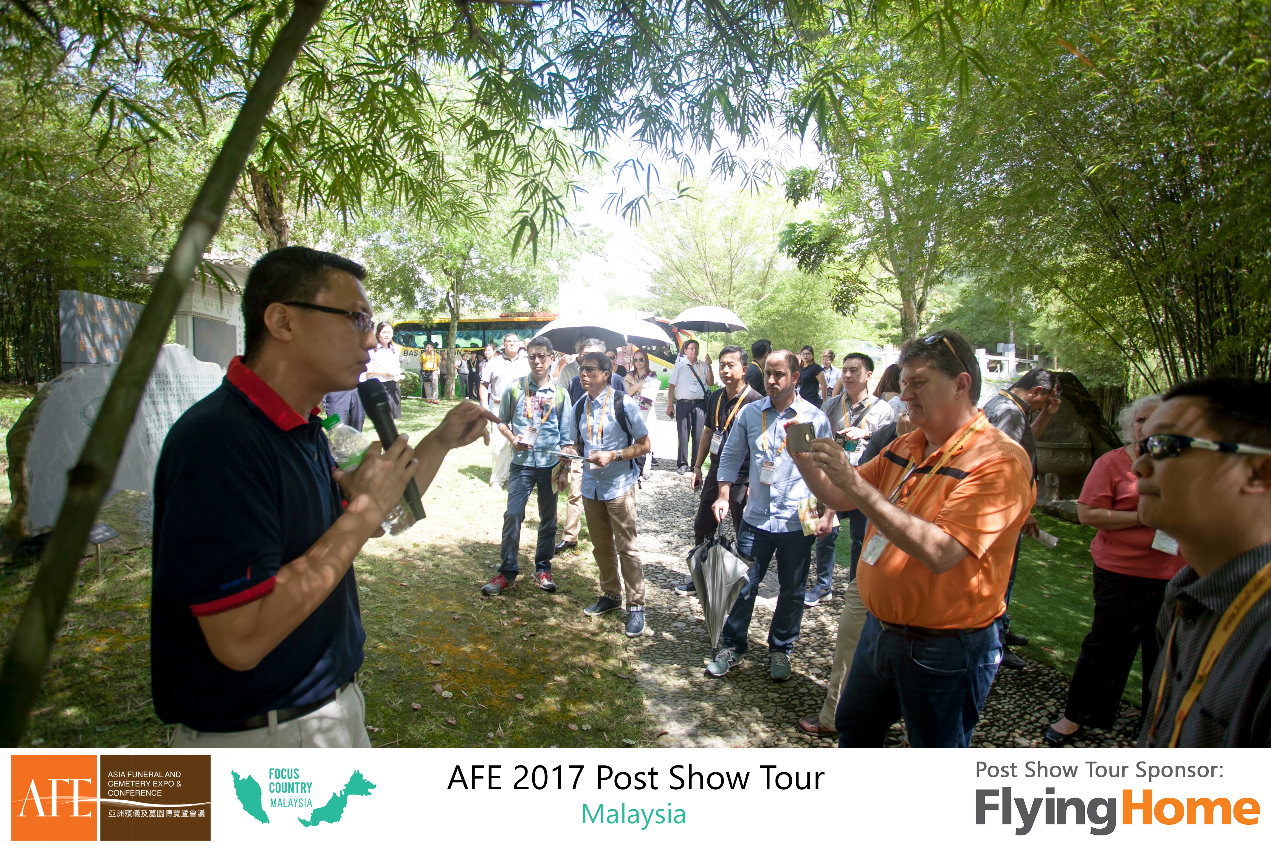AFE Post Show Tour 2017 Day 2 - 53