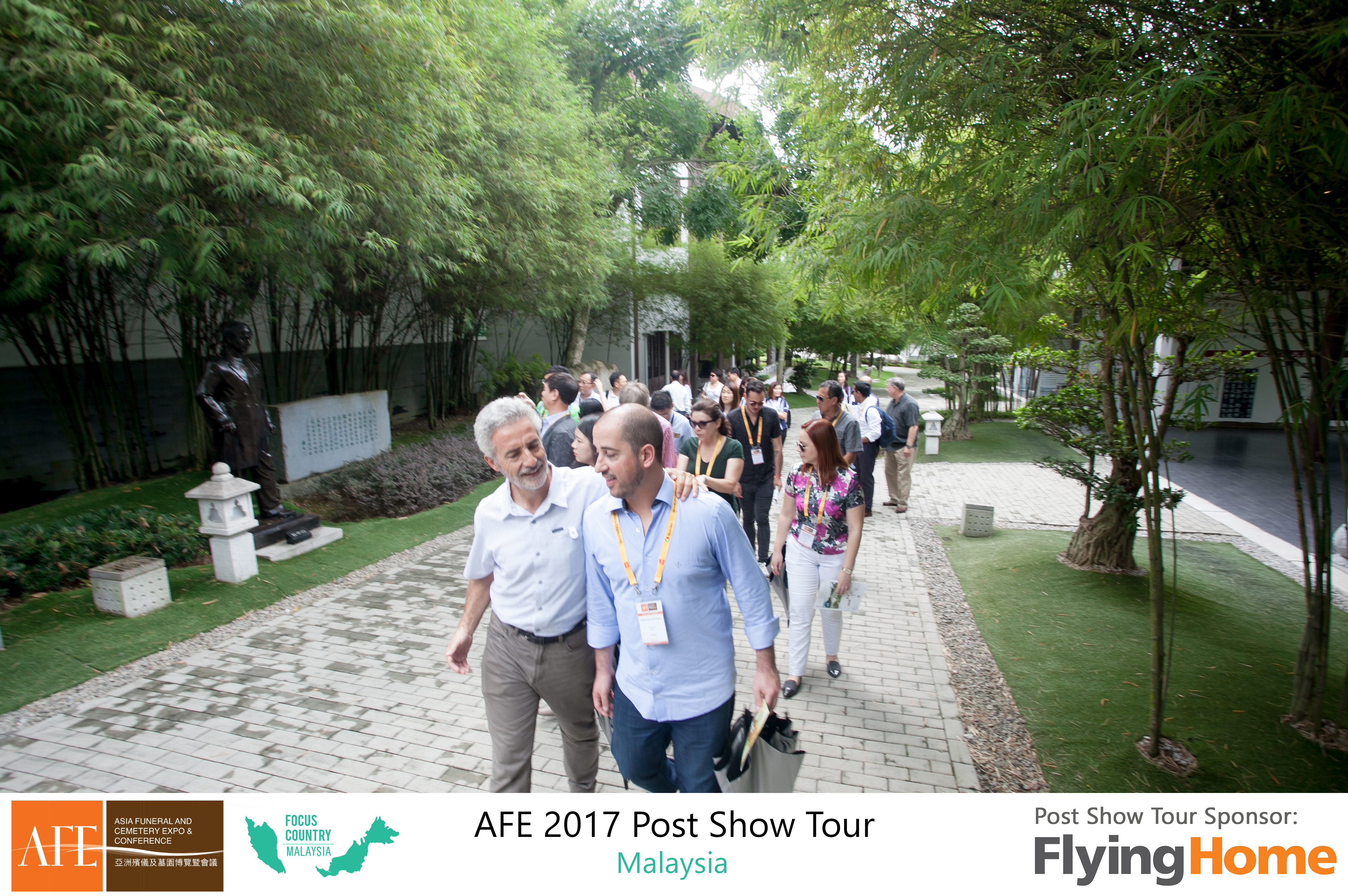 AFE Post Show Tour 2017 Day 2 - 59