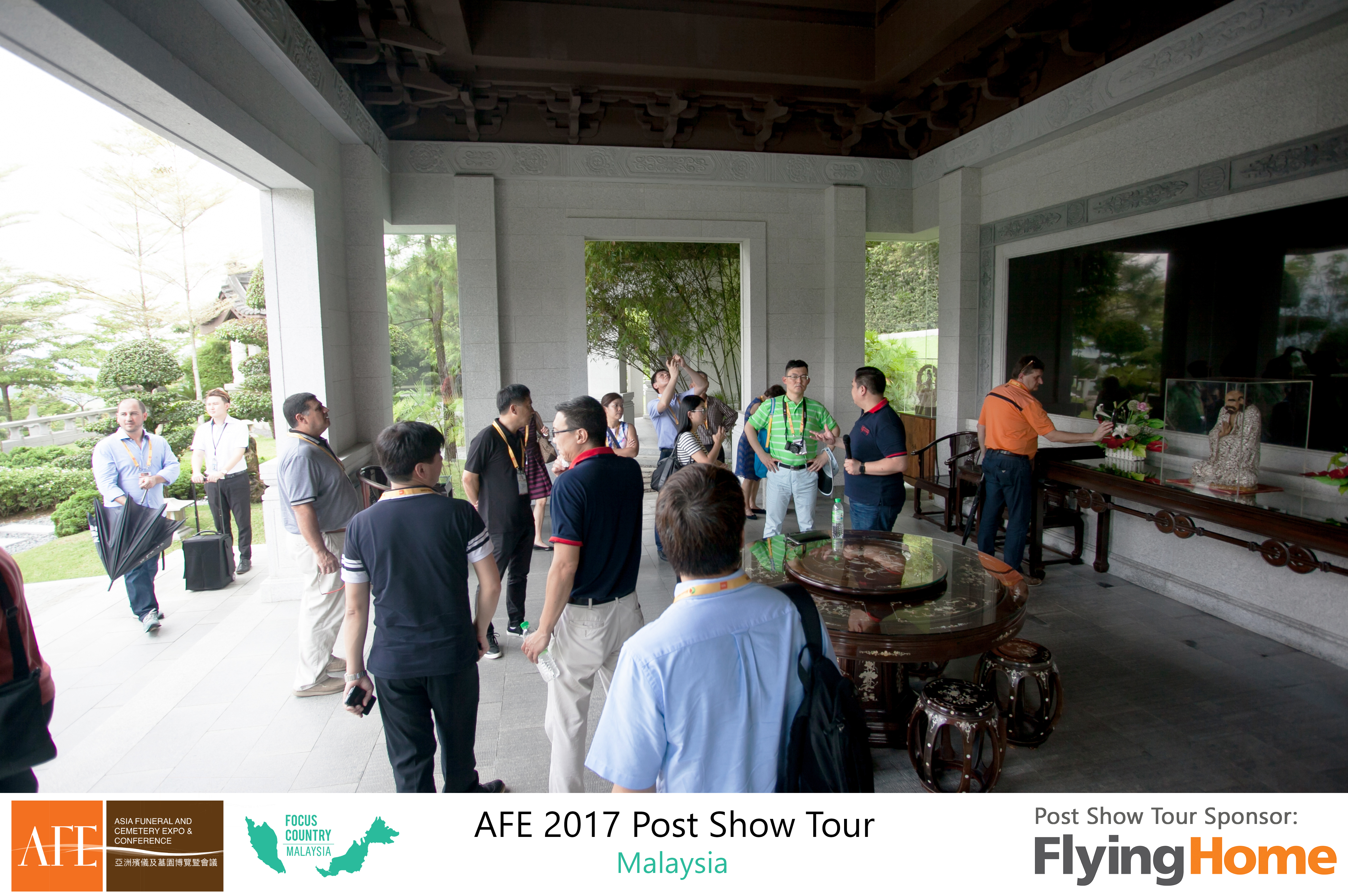 AFE Post Show Tour 2017 Day 2 - 65