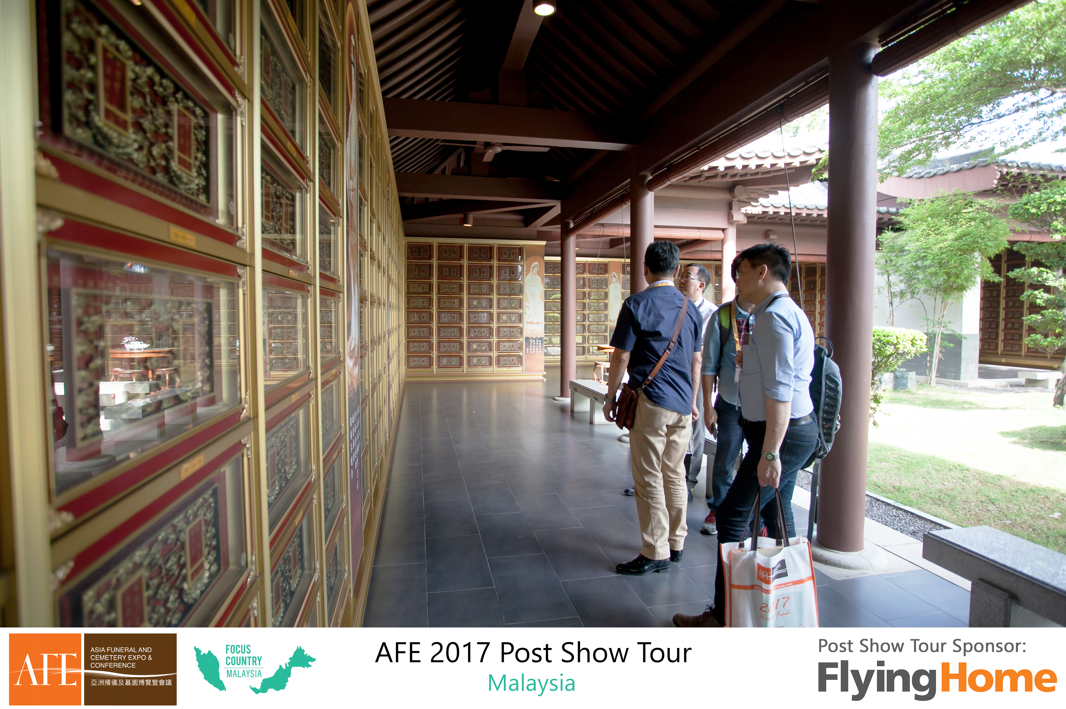 AFE Post Show Tour 2017 Day 2 - 73