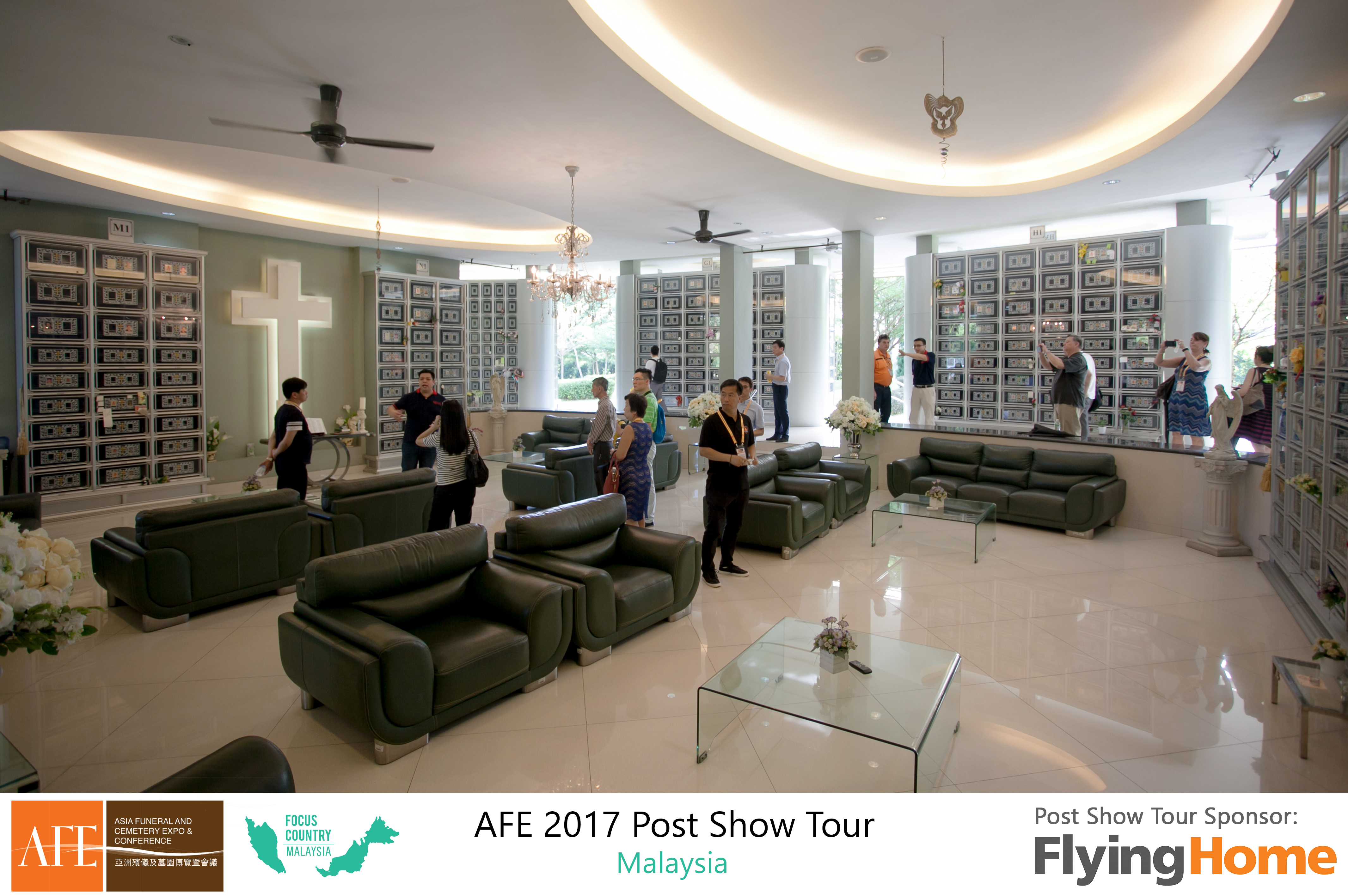 AFE Post Show Tour 2017 Day 2 - 77