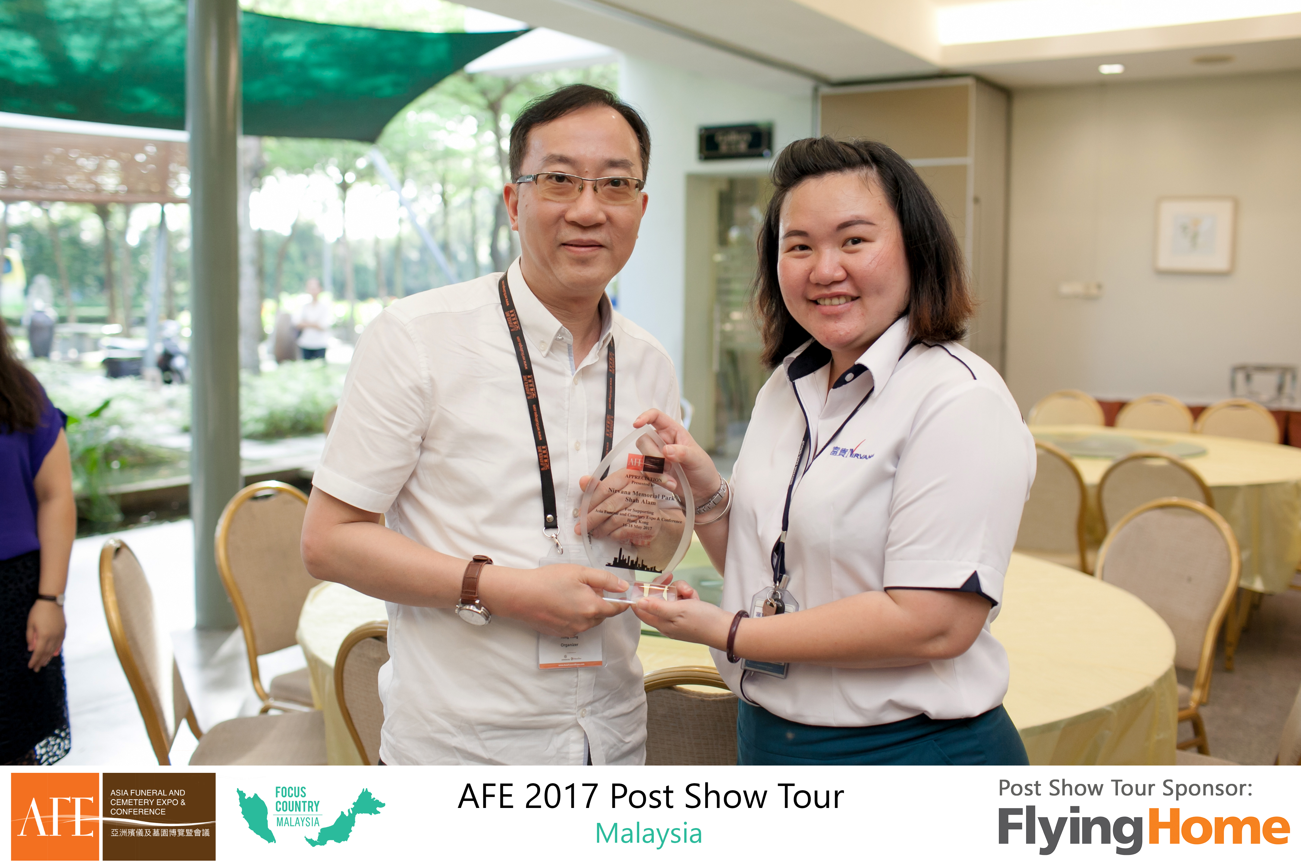 AFE Post Show Tour 2017 Day 2 - 81