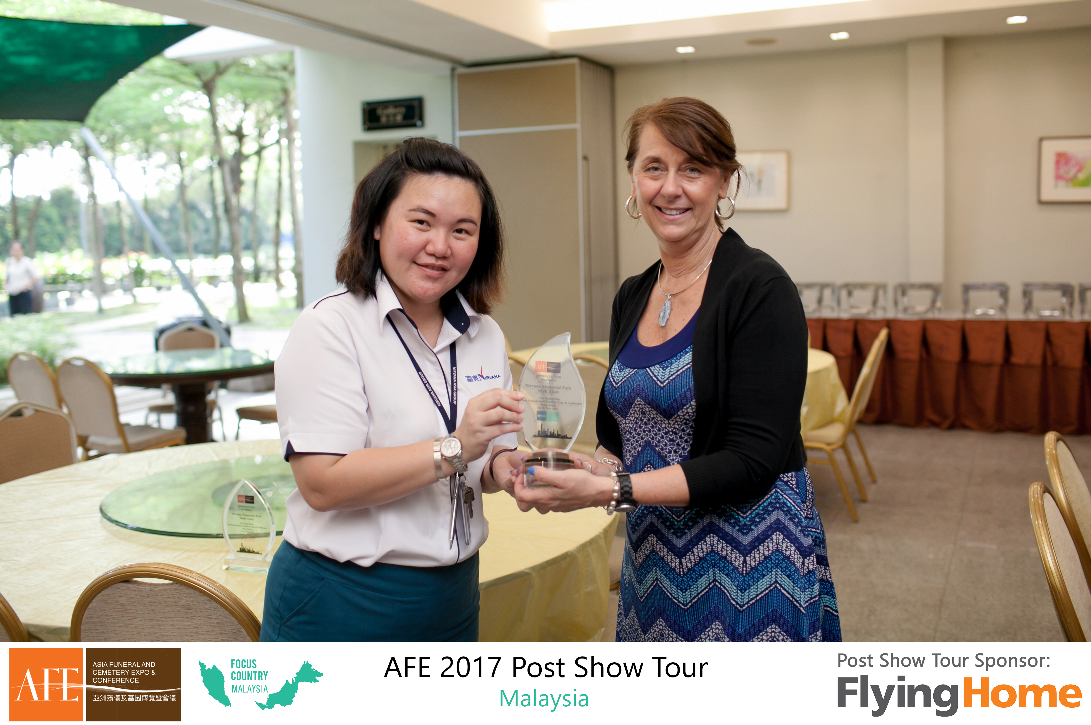AFE Post Show Tour 2017 Day 2 - 82