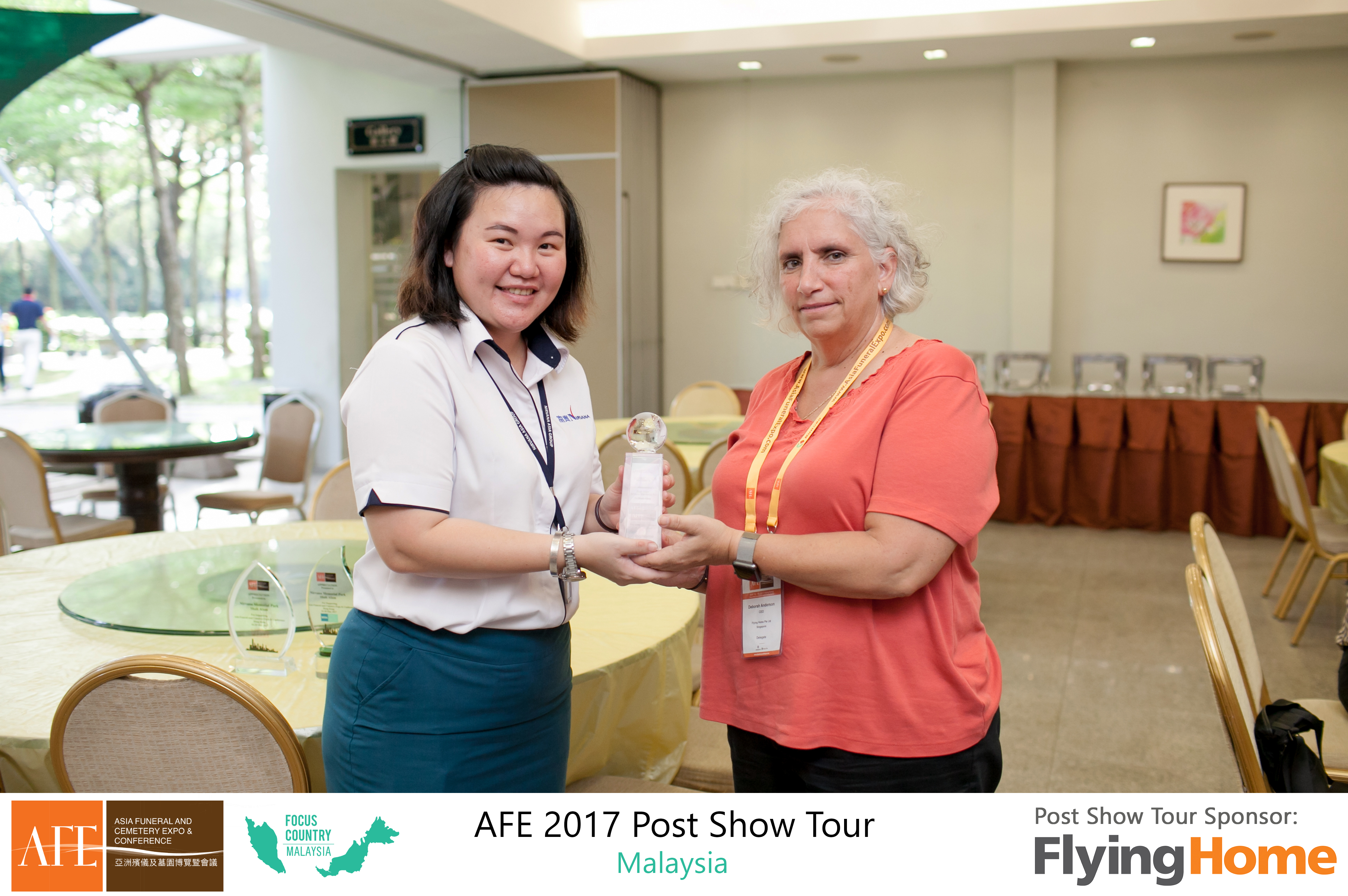 AFE Post Show Tour 2017 Day 2 - 83