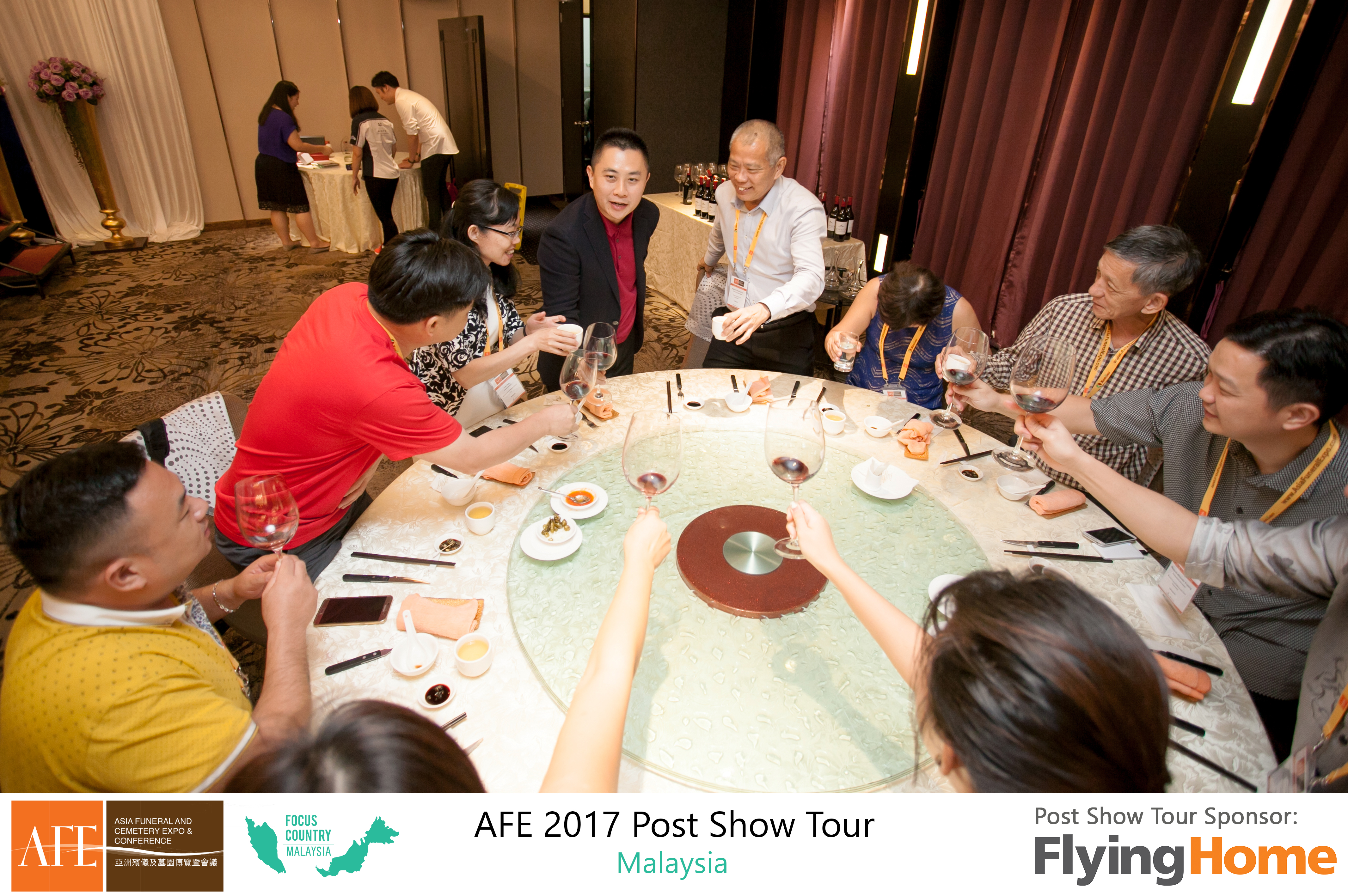 AFE Post Show Tour 2017 Day 2 - 87